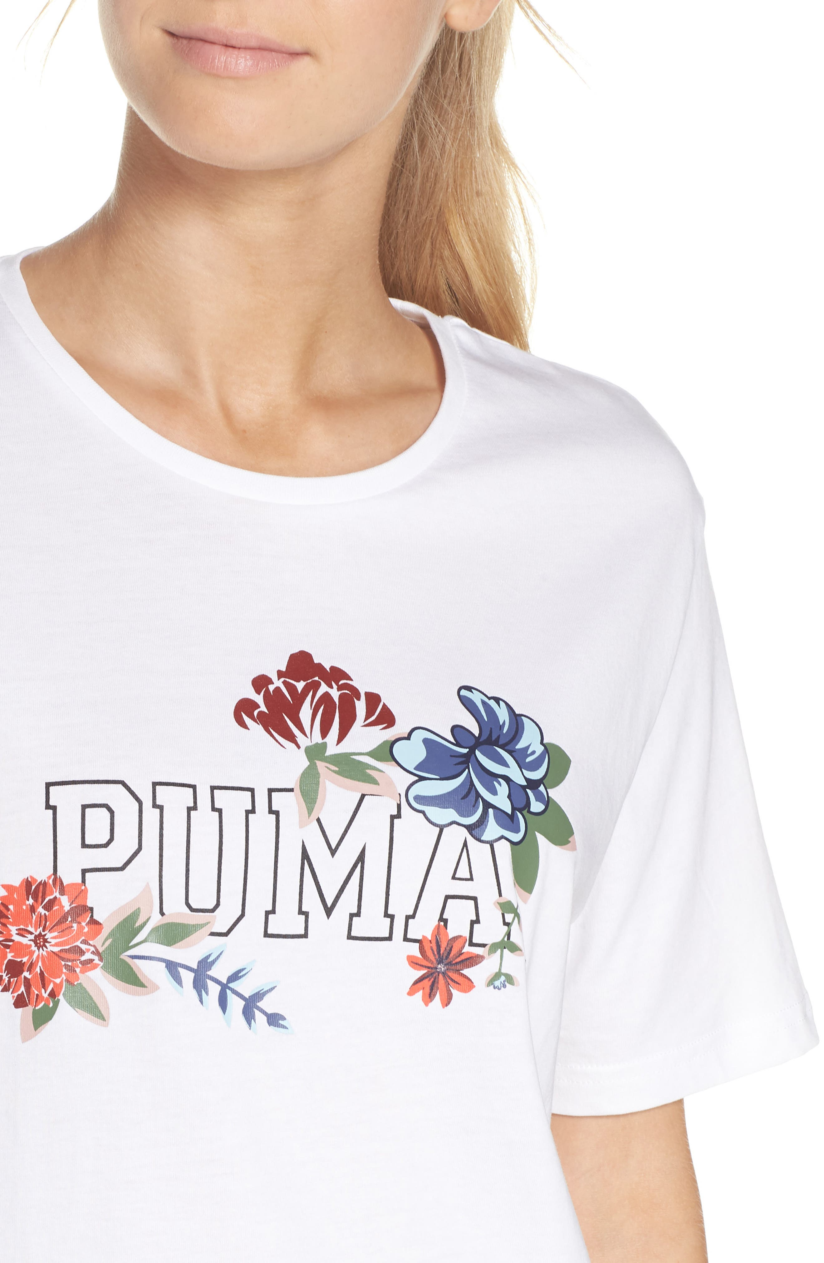 Graphic Tee,                             Alternate thumbnail 9, color,