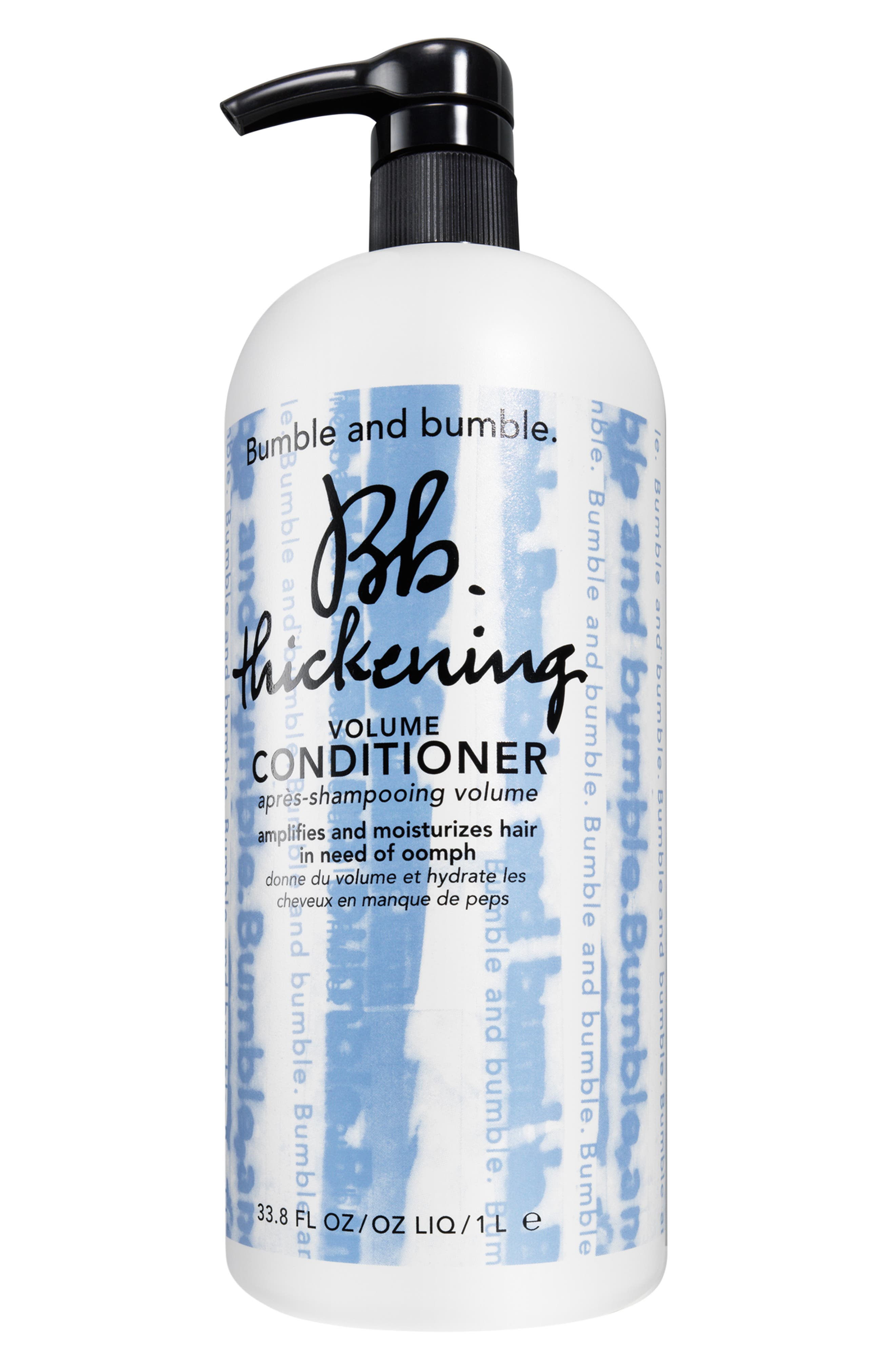 BUMBLE AND BUMBLE,                             Thickening Volume Conditioner,                             Alternate thumbnail 7, color,                             NO COLOR