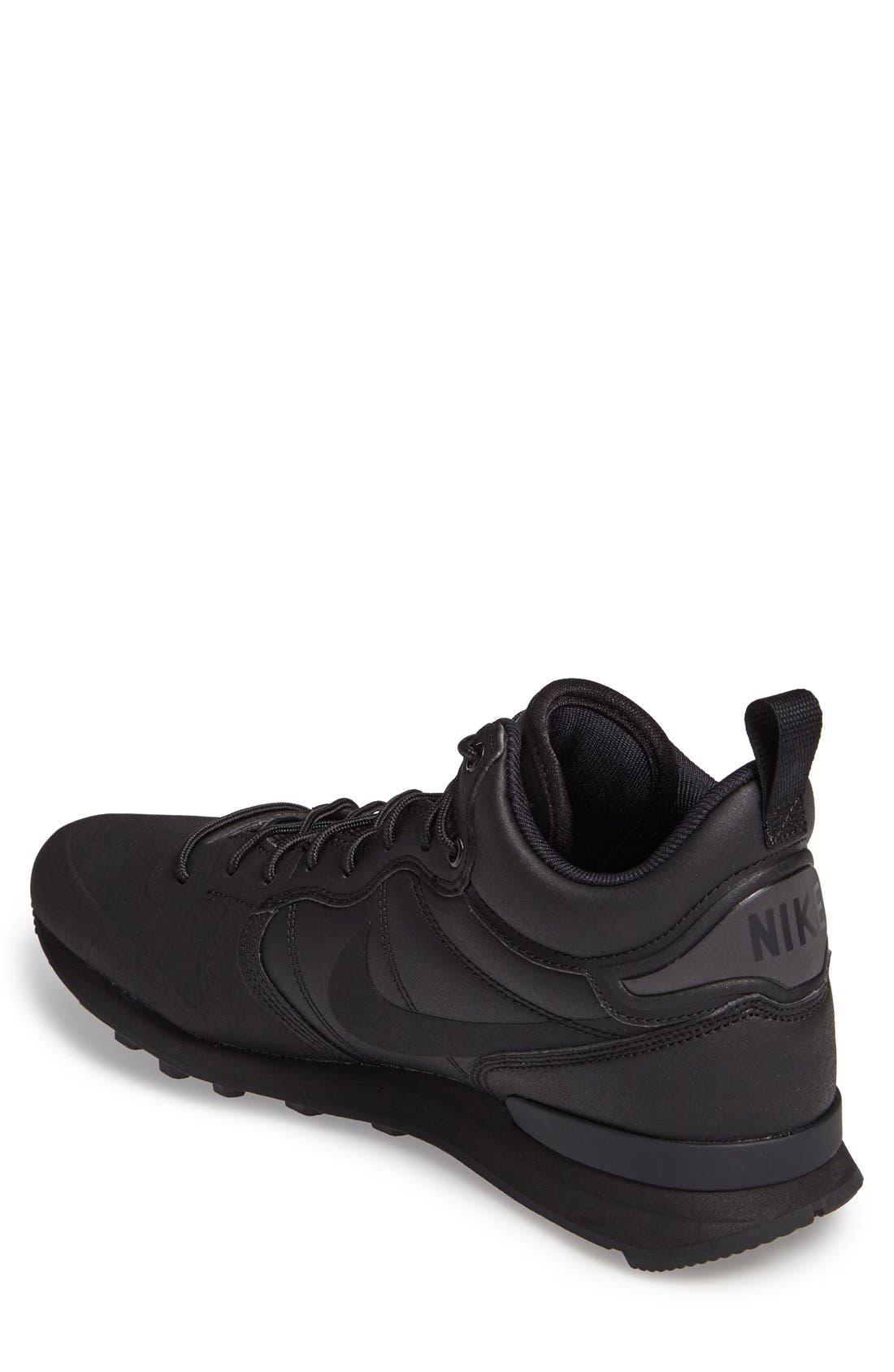 Internationalist Utility Sneaker,                             Alternate thumbnail 5, color,                             001