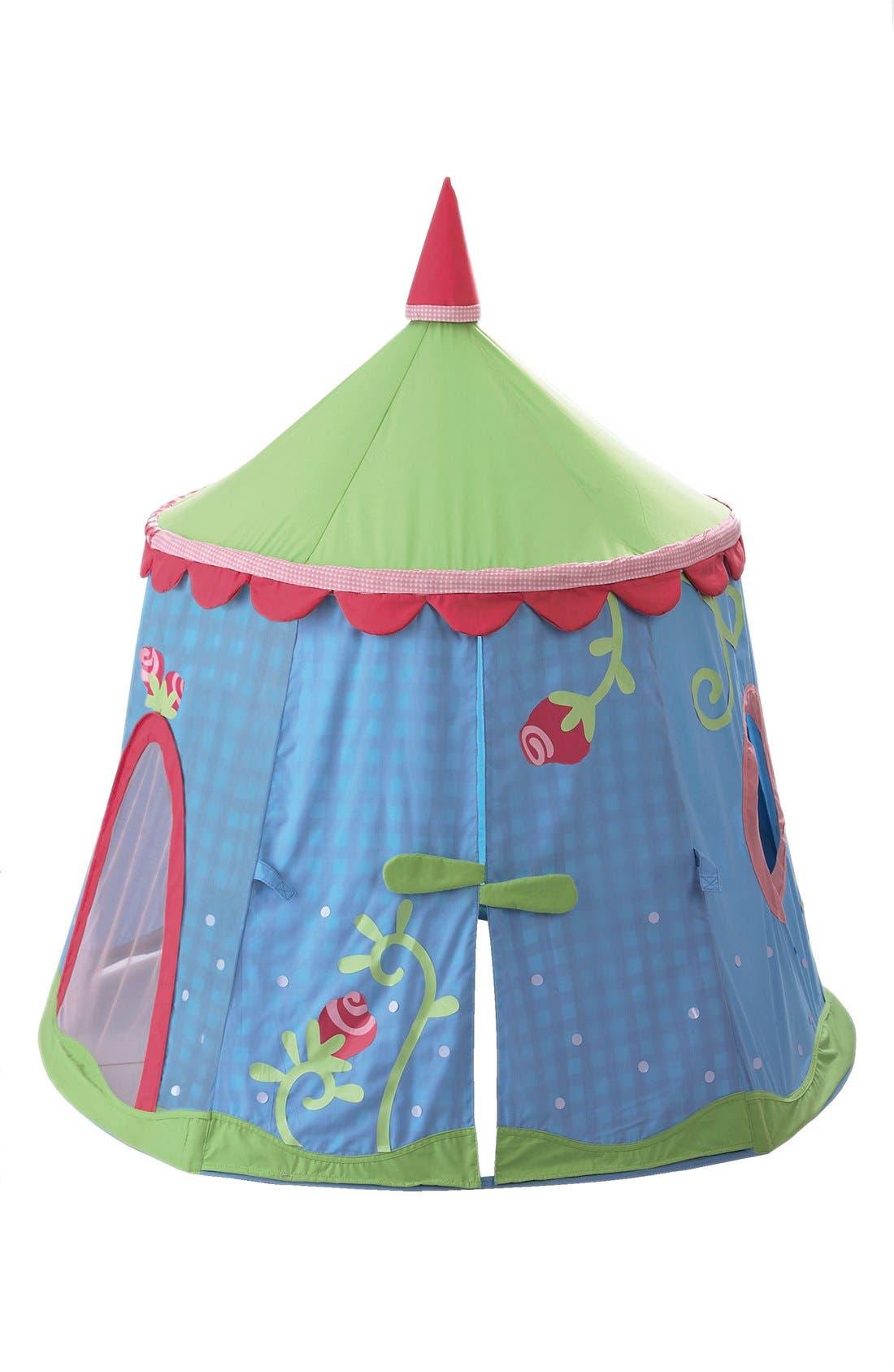 HABA,                             'Caro-Lini' Play Tent,                             Alternate thumbnail 2, color,                             BLUE