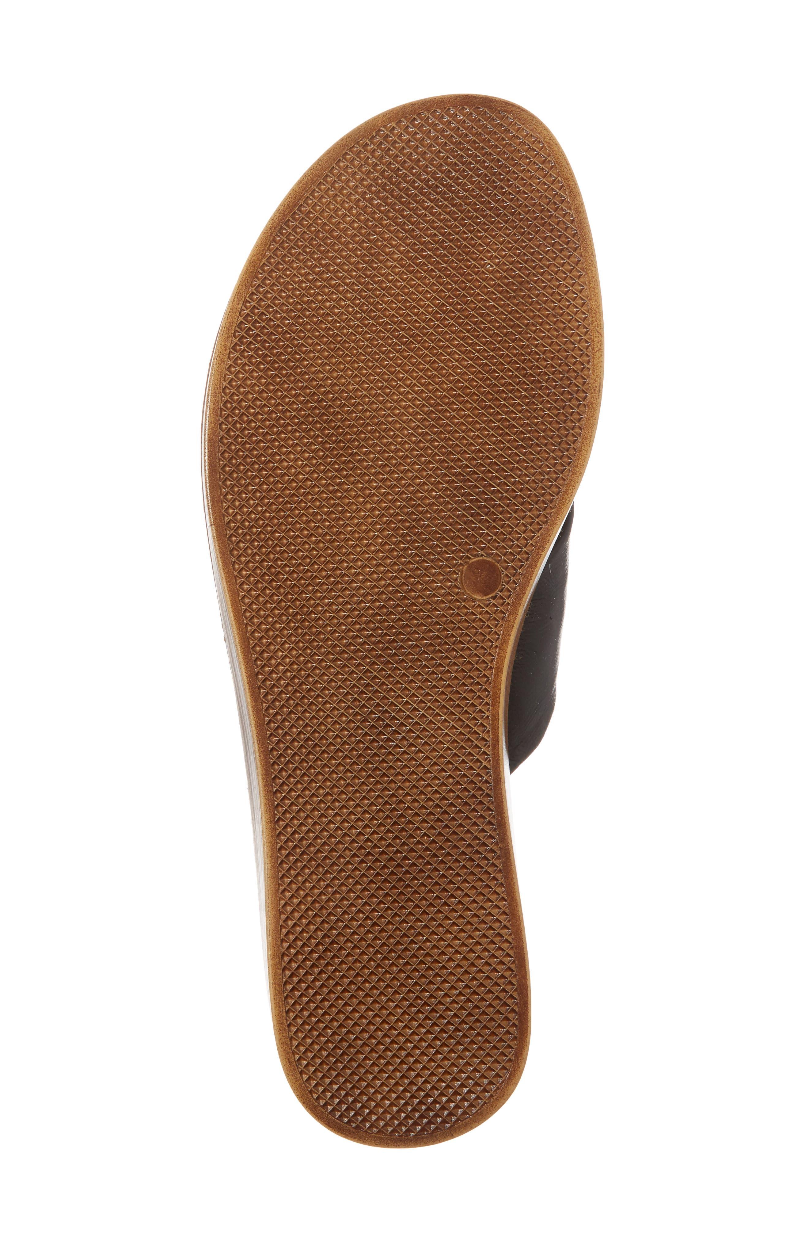 Noa Slide Sandal,                             Alternate thumbnail 6, color,                             001