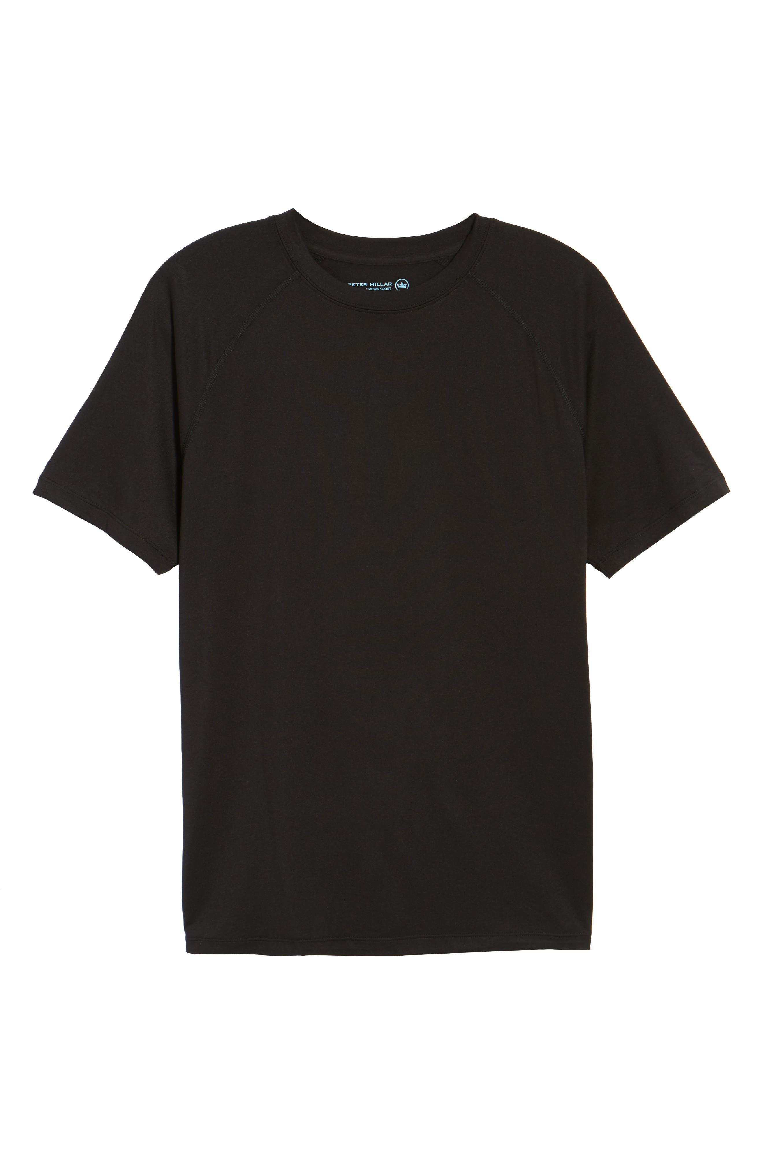 Rio Technical T-Shirt,                             Alternate thumbnail 6, color,                             001