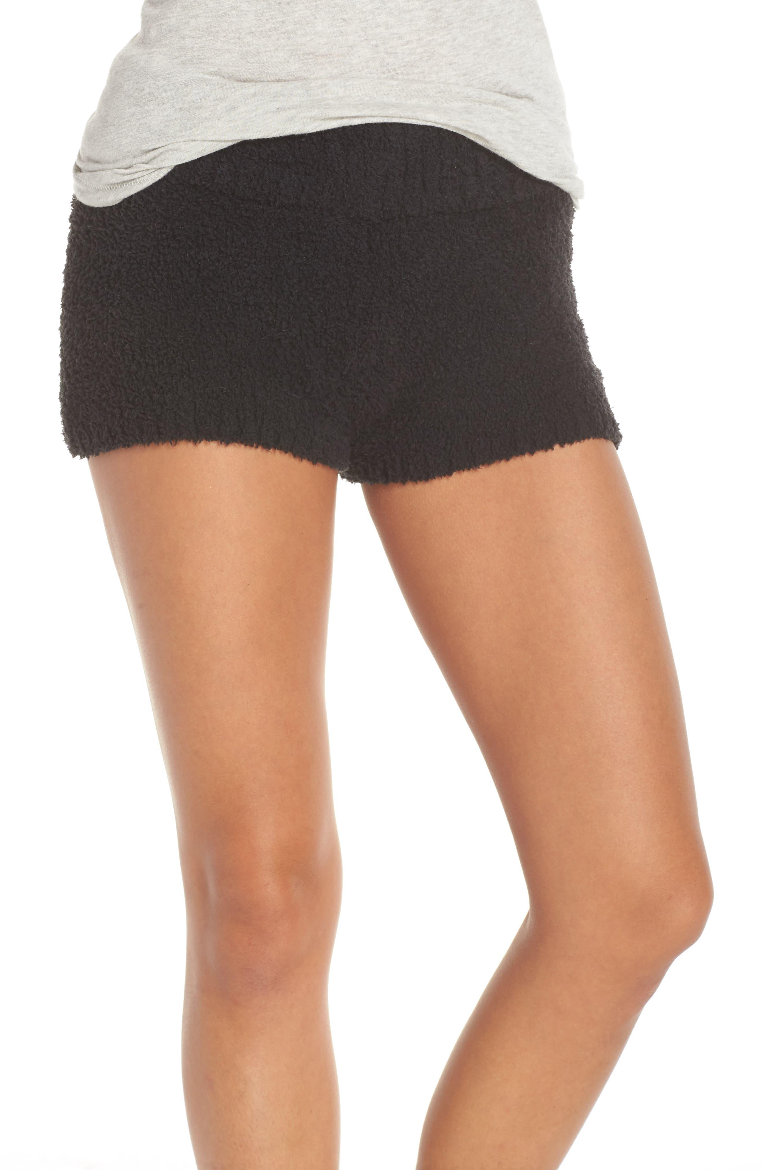 Shilo Shorts,                         Main,                         color, BLACK