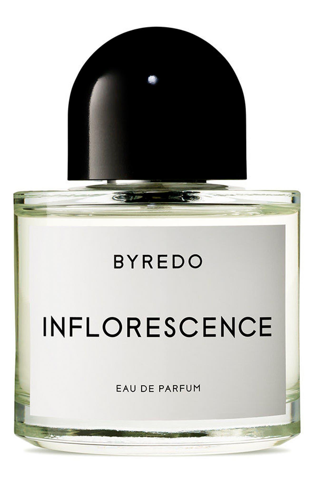 BYREDO,                             Inflorescence Eau de Parfum,                             Main thumbnail 1, color,                             NO COLOR