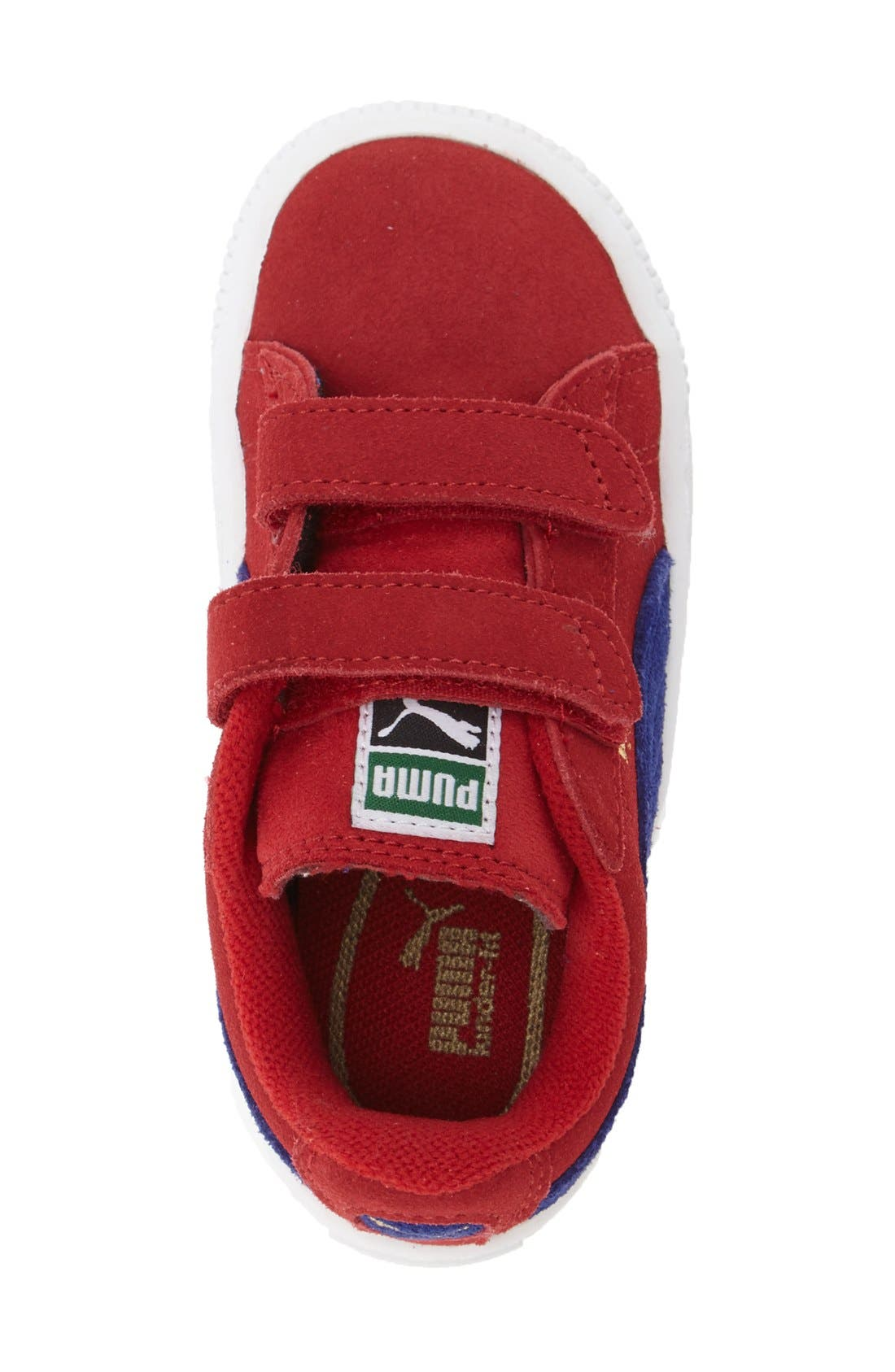 Suede Sneaker,                             Alternate thumbnail 29, color,