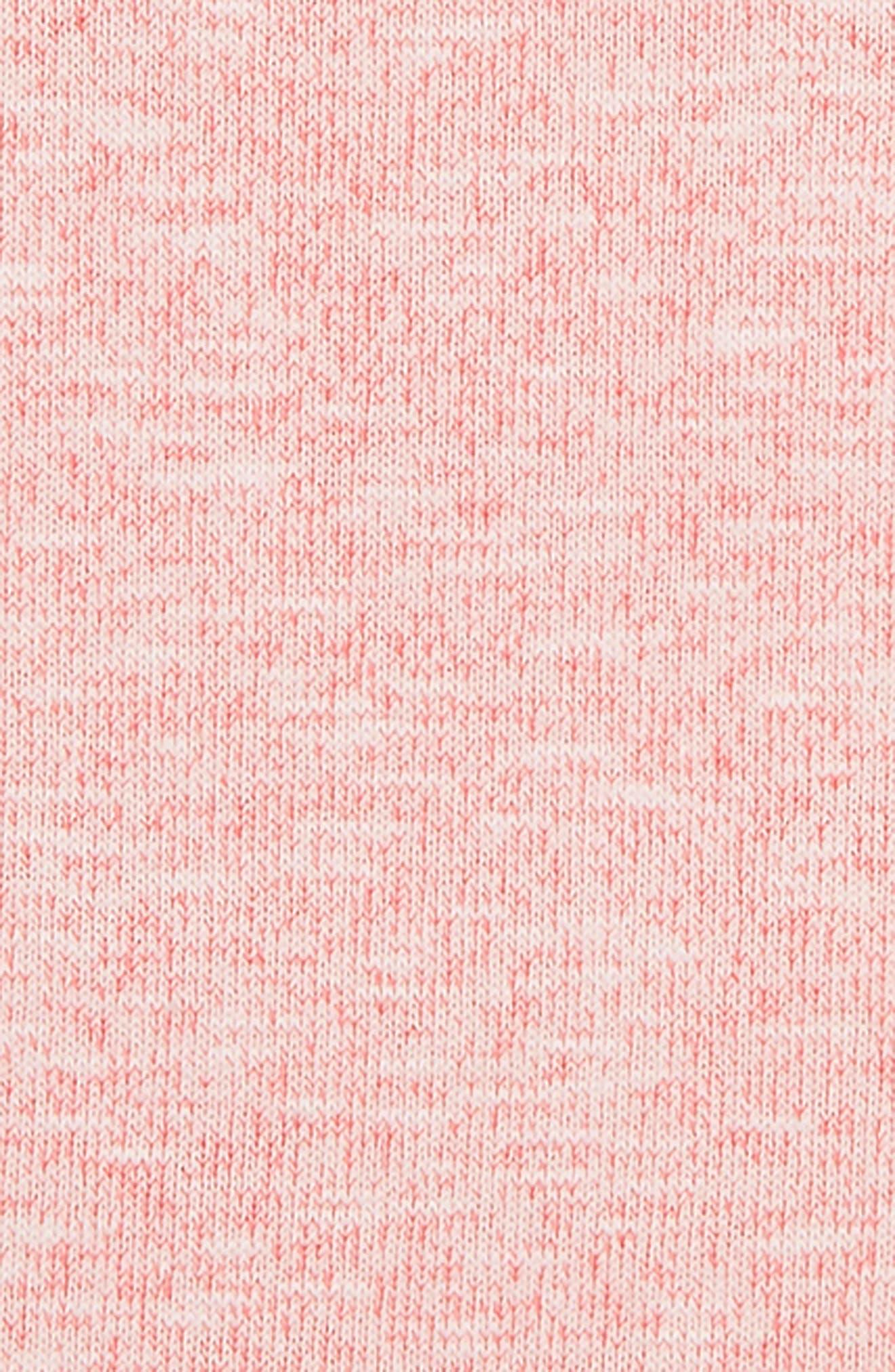 SPLENDID,                             Knit Top,                             Alternate thumbnail 2, color,                             SHANGRI LA ROSE