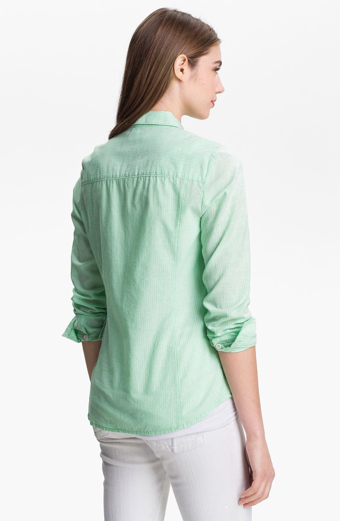 Long Sleeve Shirt,                             Alternate thumbnail 52, color,
