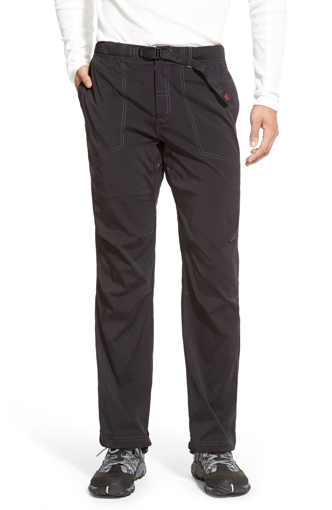 'River G' Stretch Twill,                         Main,                         color, 002