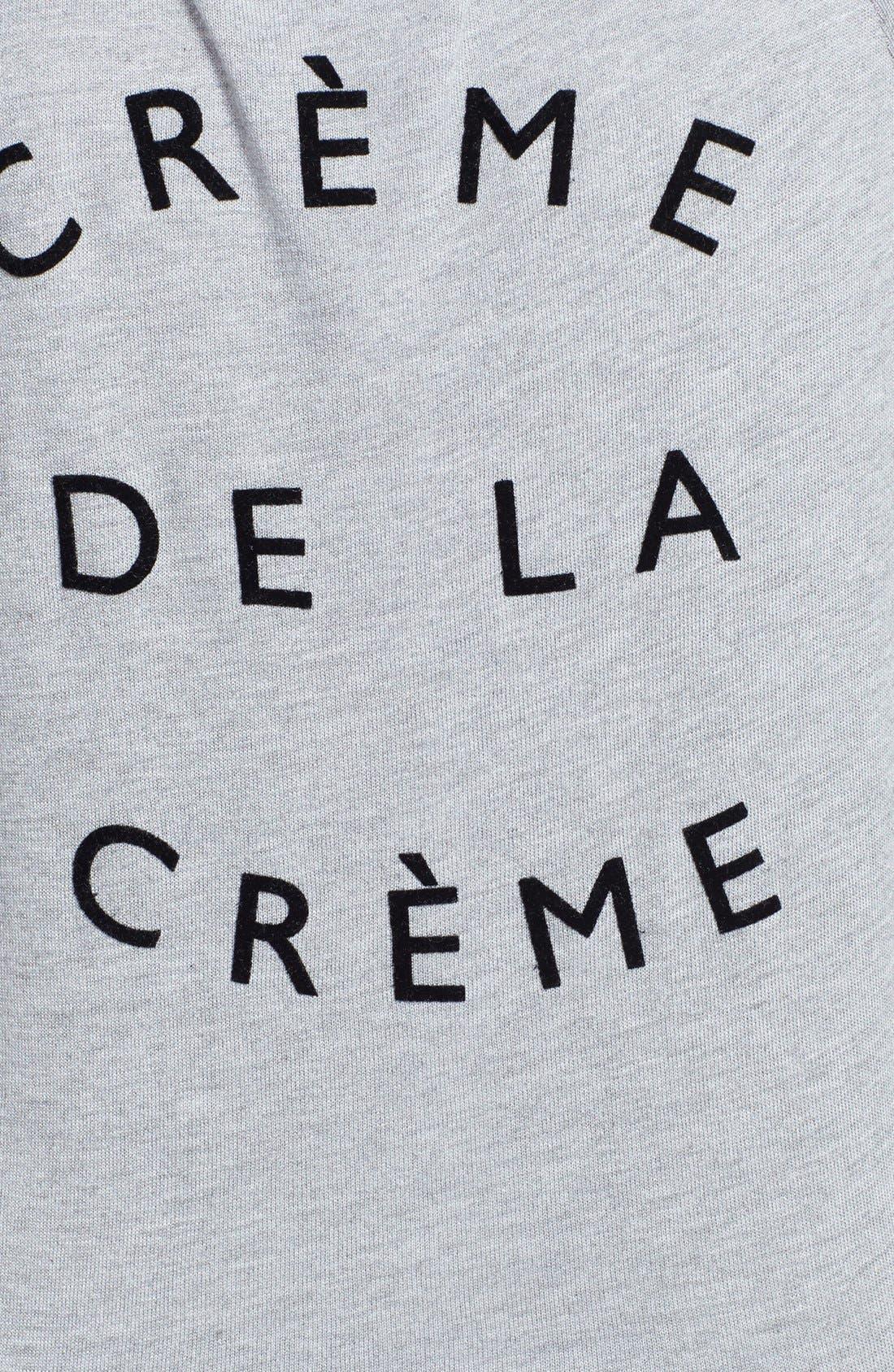 'Crème de la Crème' Pullover,                             Alternate thumbnail 3, color,                             052