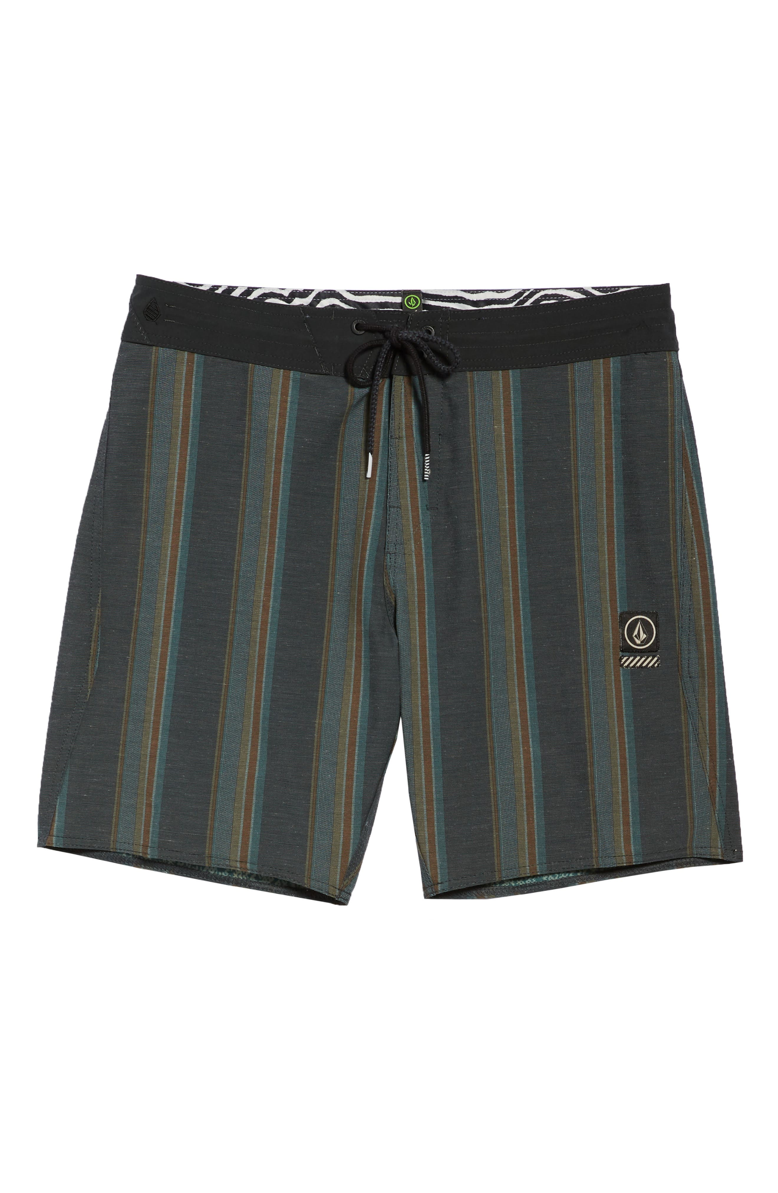 Estate Stoney Boardshorts,                             Alternate thumbnail 6, color,                             PINE