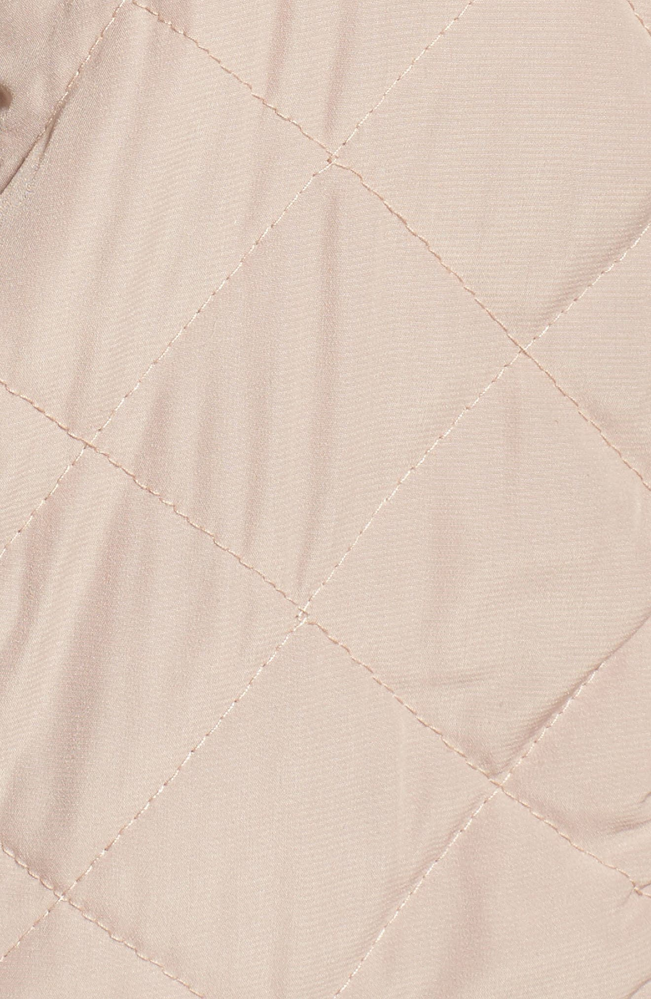 Quilted Bomber Jacket,                             Alternate thumbnail 6, color,                             690