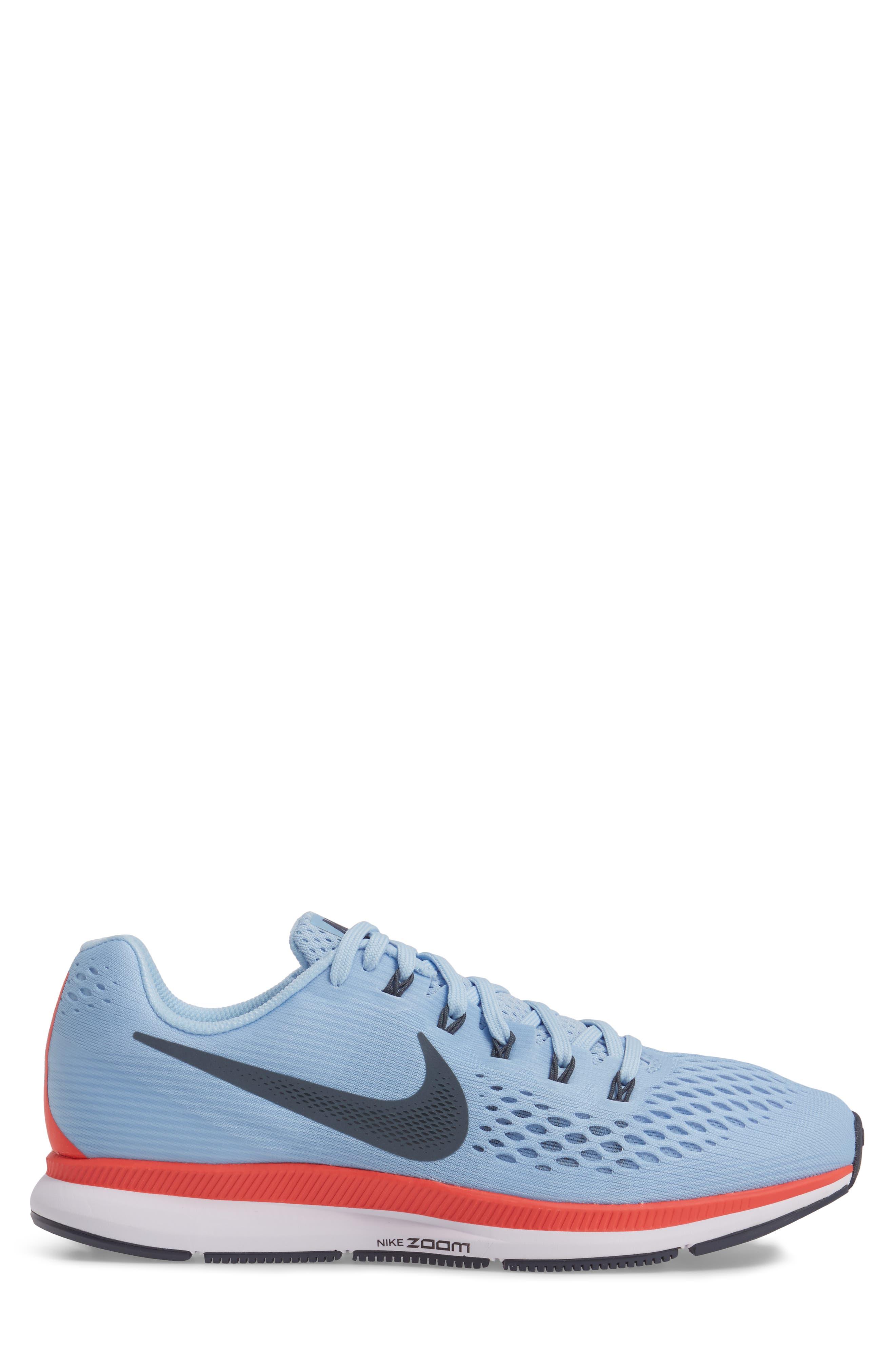 Air Zoom Pegasus 34 Sneaker,                             Alternate thumbnail 25, color,