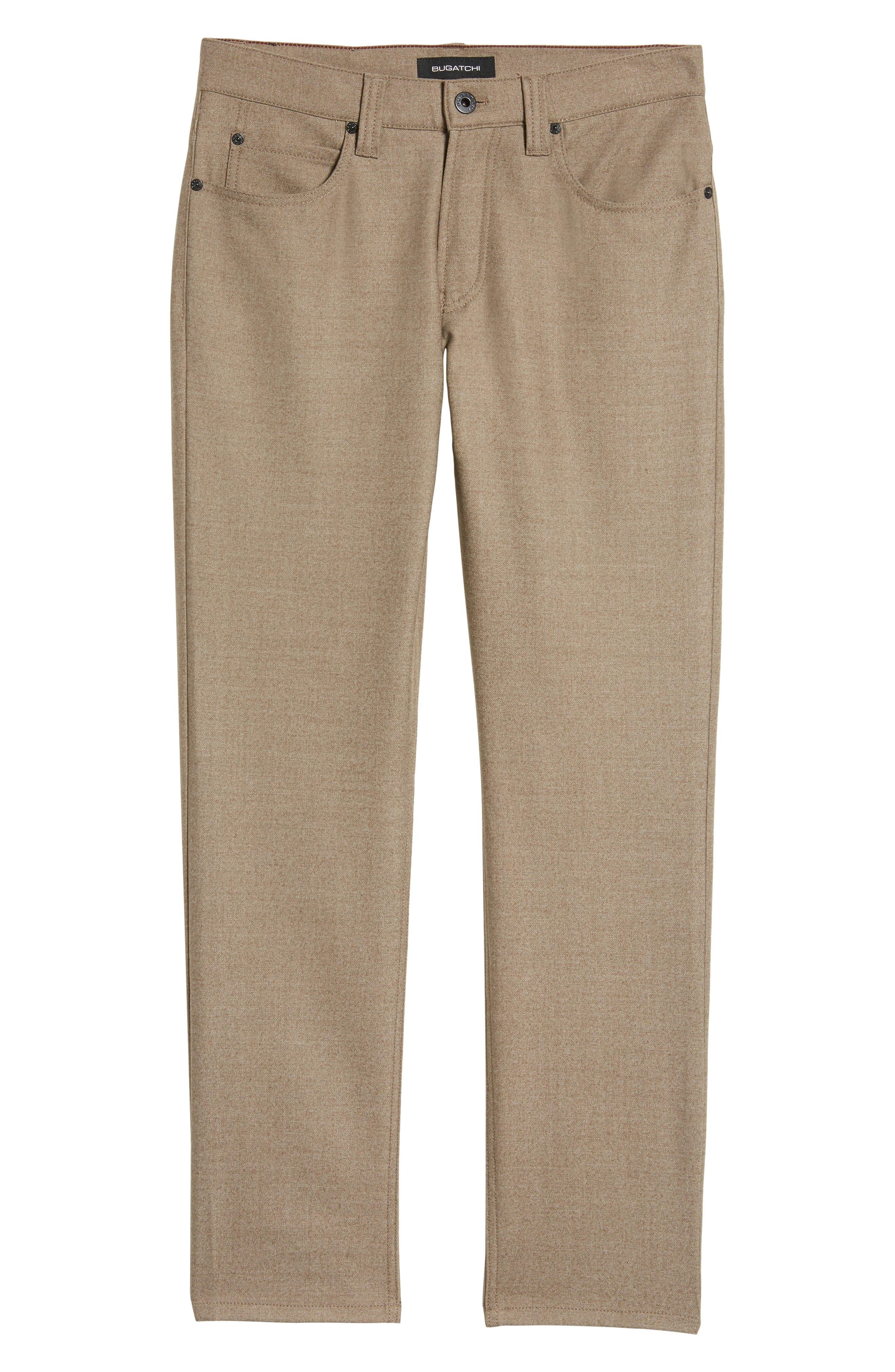 Wool Blend Pants,                             Alternate thumbnail 6, color,                             208