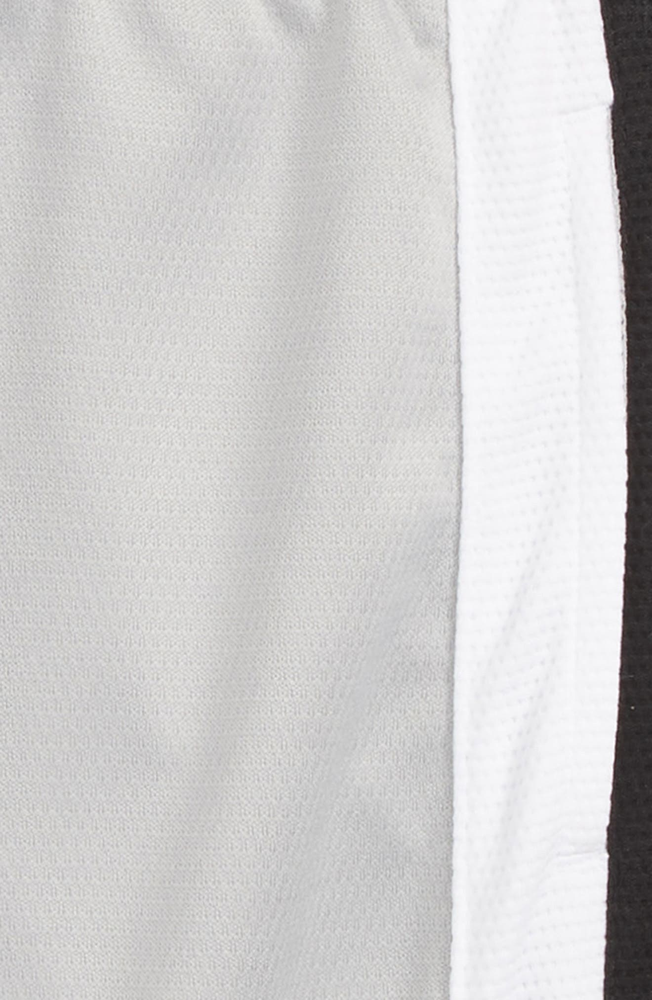 Jordan Rise Athletic Shorts,                             Alternate thumbnail 2, color,                             LIGHT SMOKE GREY