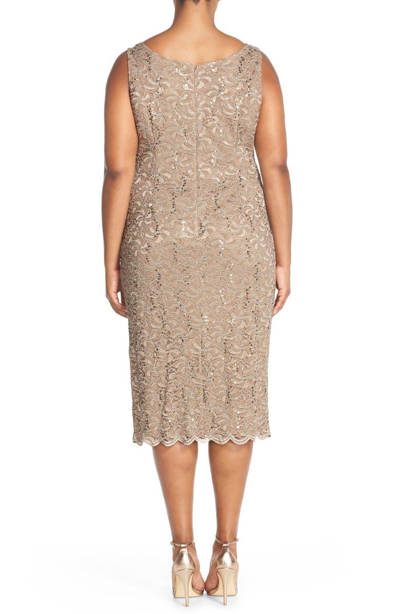3be919a137cb6 Alex Evenings Lace Dress   Jacket (Plus Size)