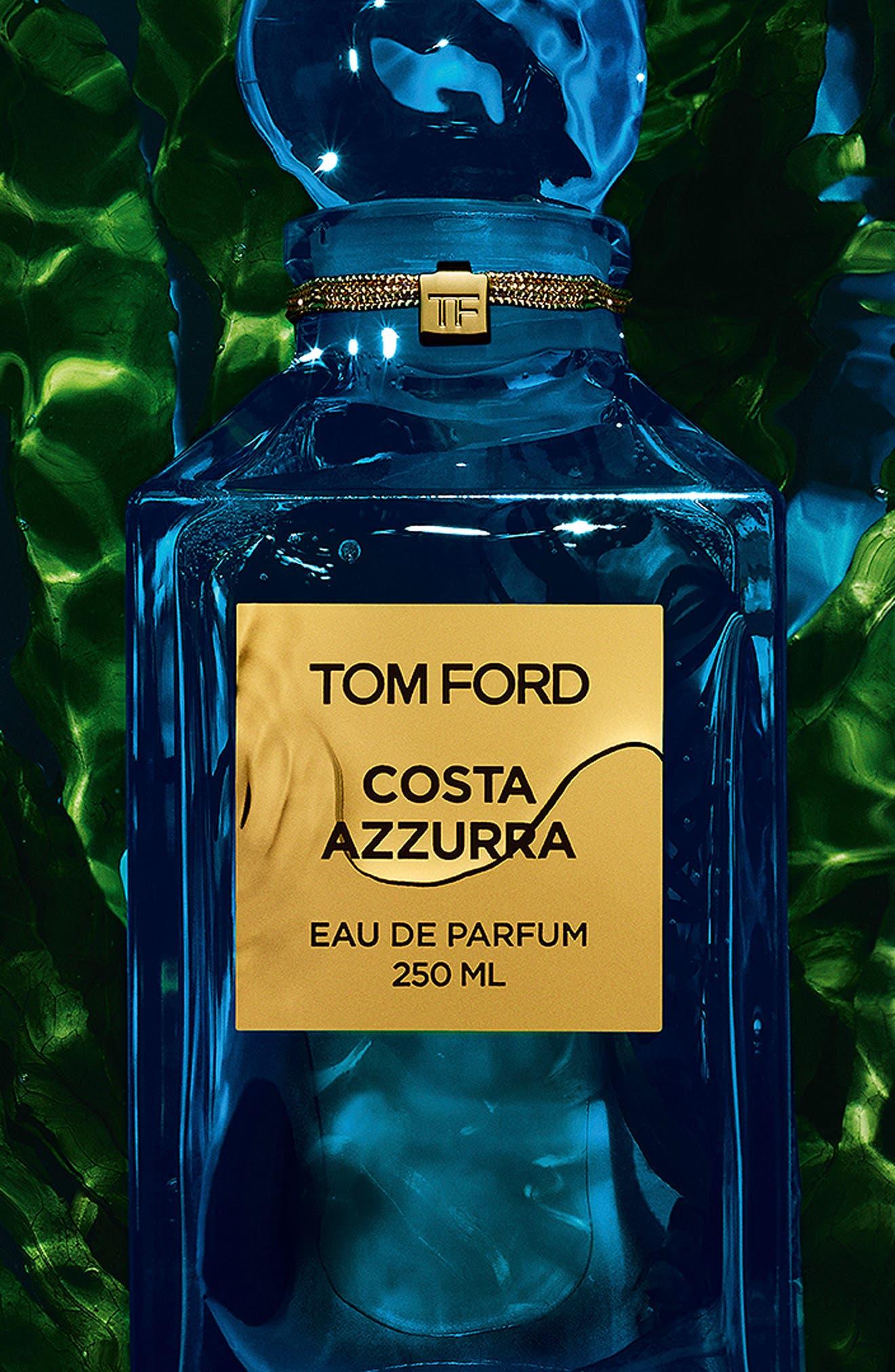 Private Blend Costa Azzurra Eau de Parfum Decanter,                             Alternate thumbnail 4, color,                             NO COLOR