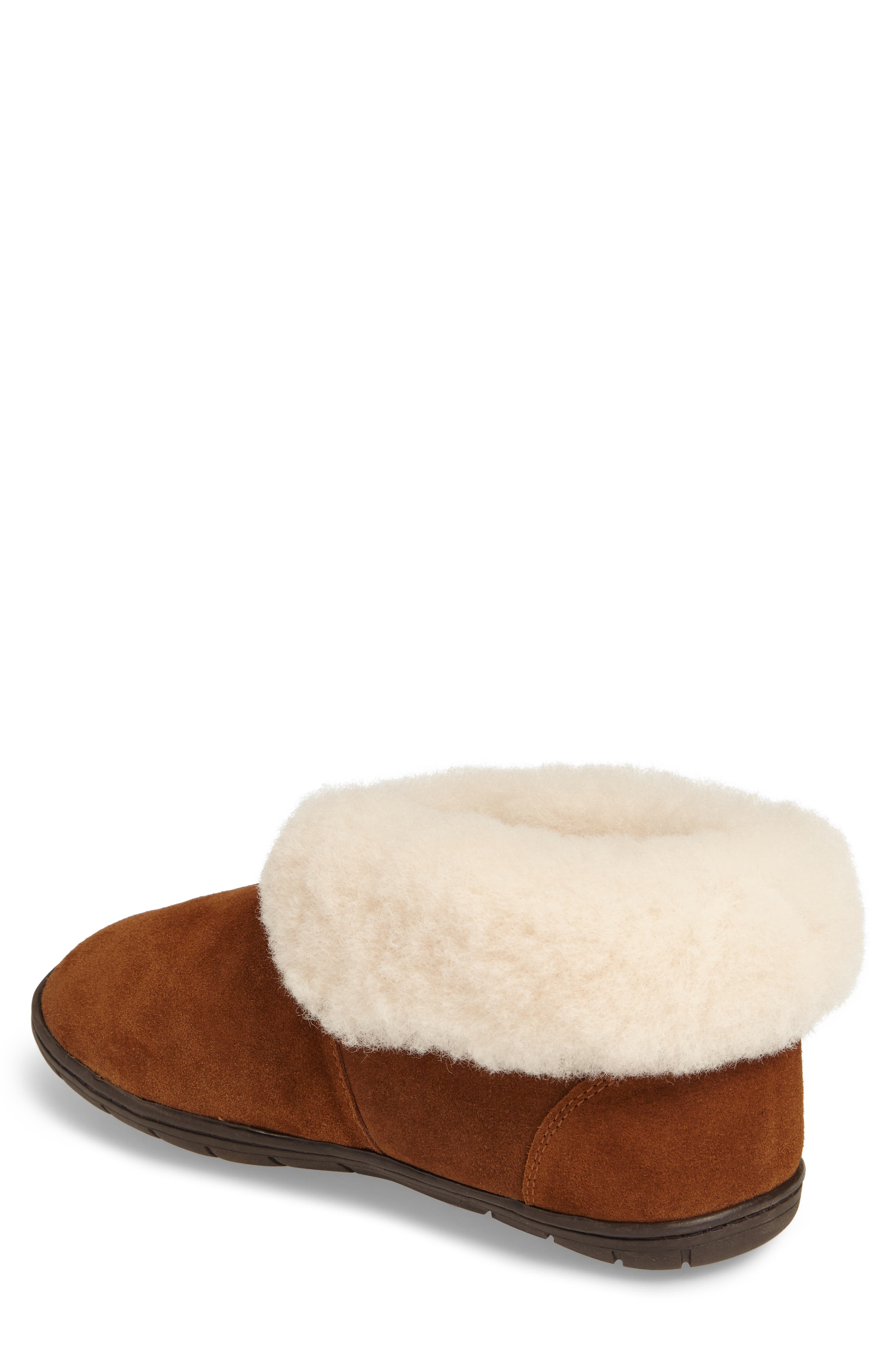 Tundra Slipper Bootie with Genuine Shearling Lining,                             Alternate thumbnail 2, color,                             212