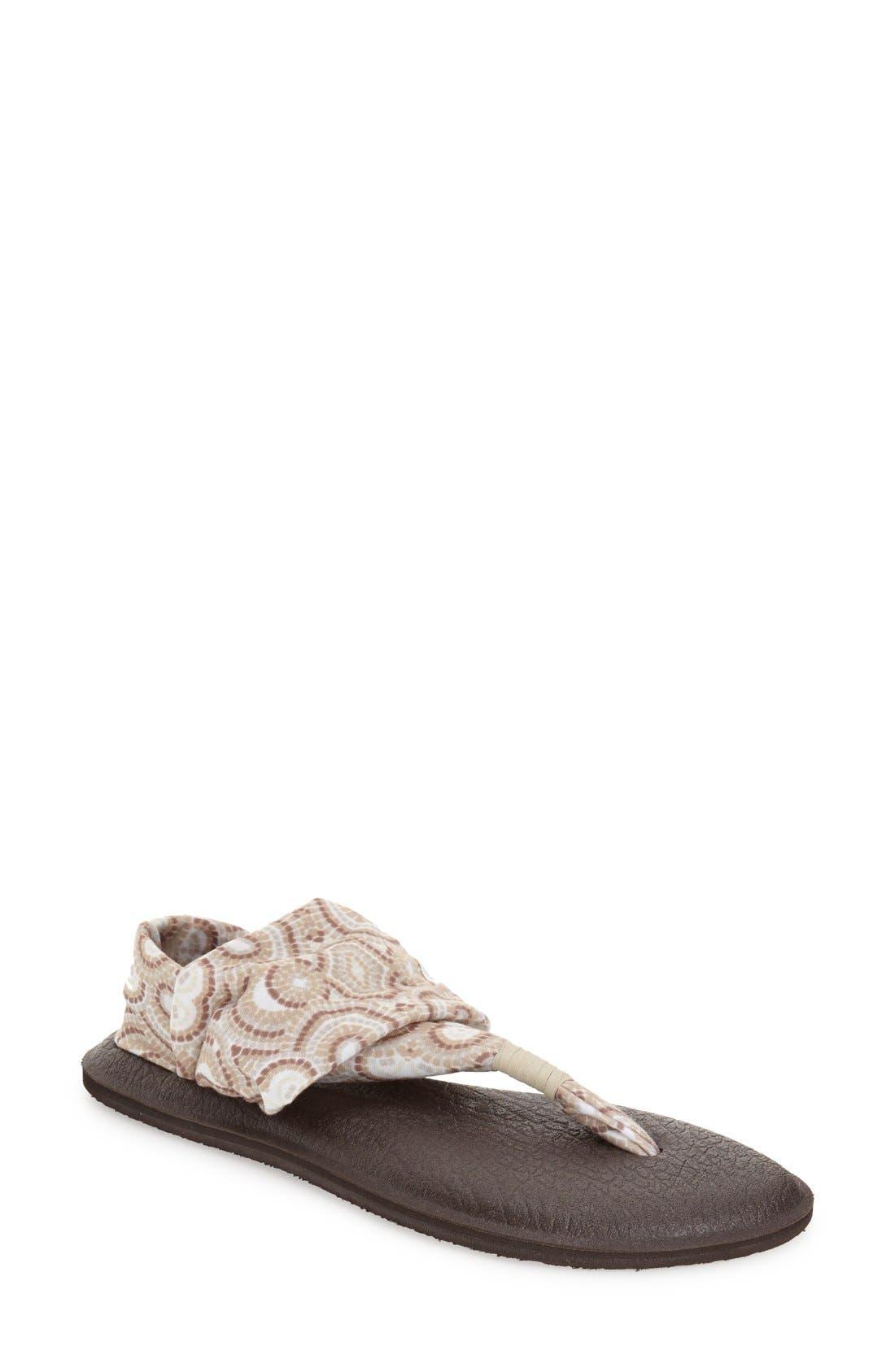 'Yoga Sling 2' Sandal,                             Main thumbnail 11, color,