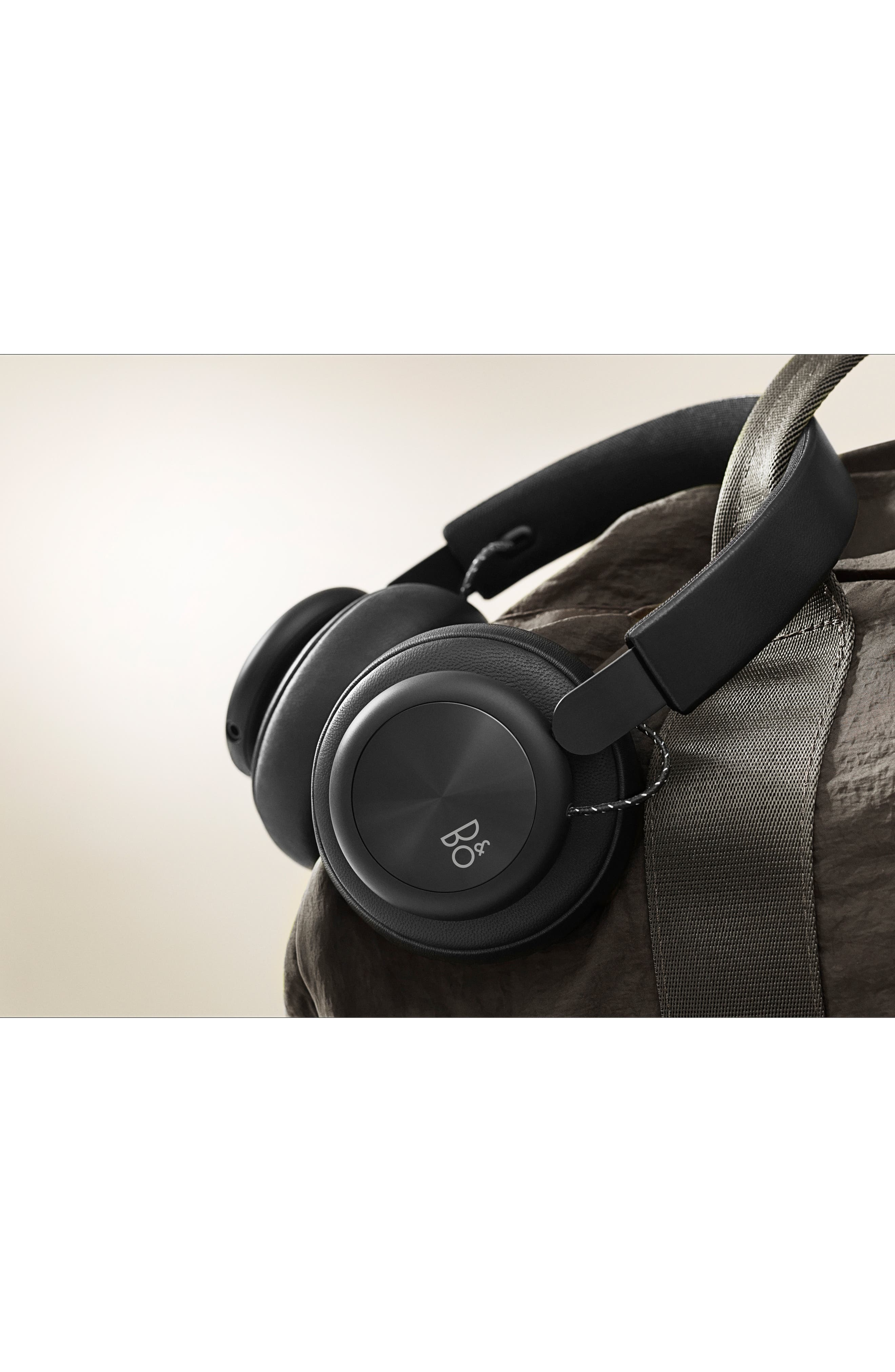 PLAY H4 Wireless Over Ear Headphones,                             Alternate thumbnail 9, color,                             001
