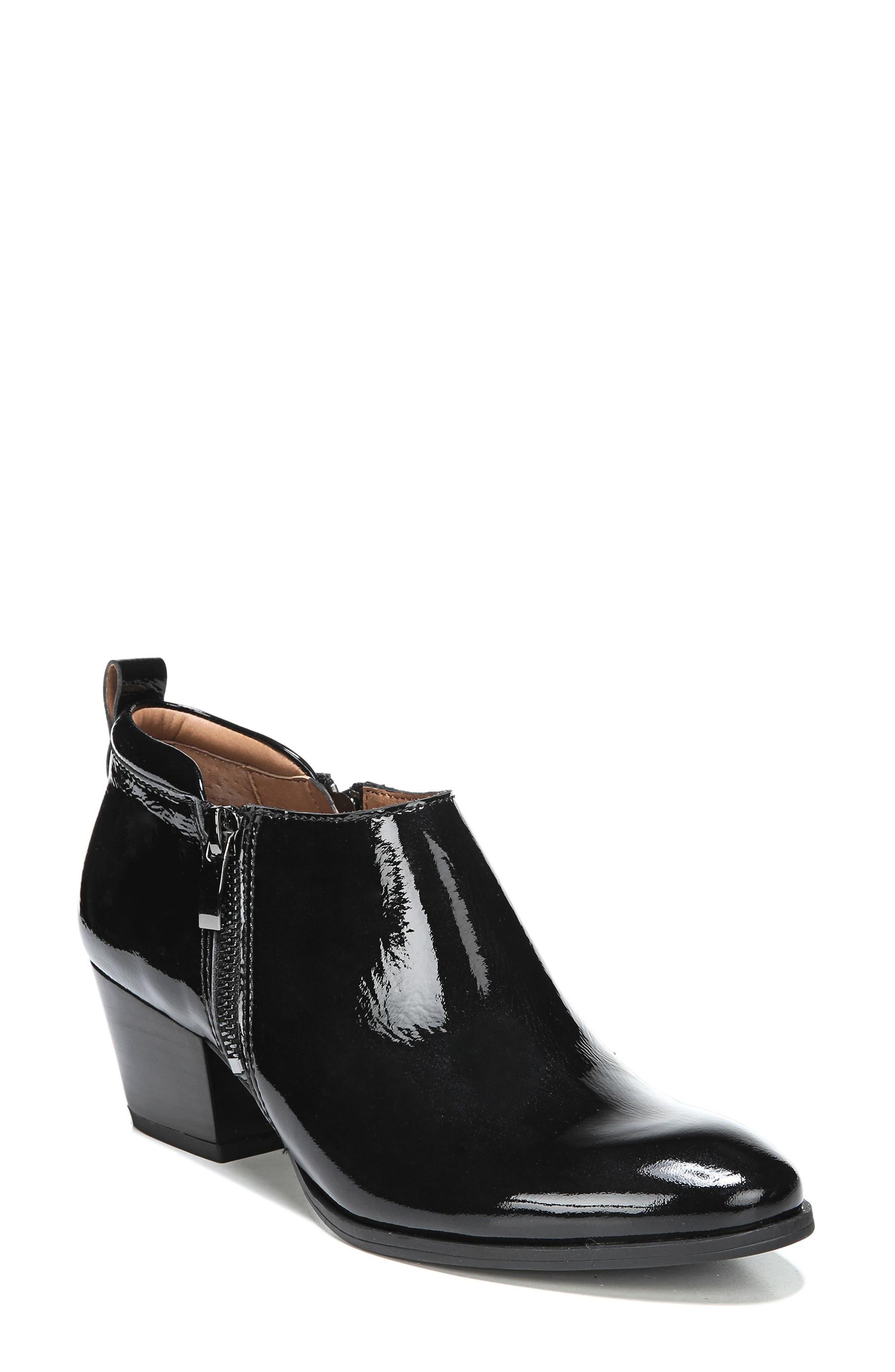 'Granite' Block Heel Bootie,                         Main,                         color,