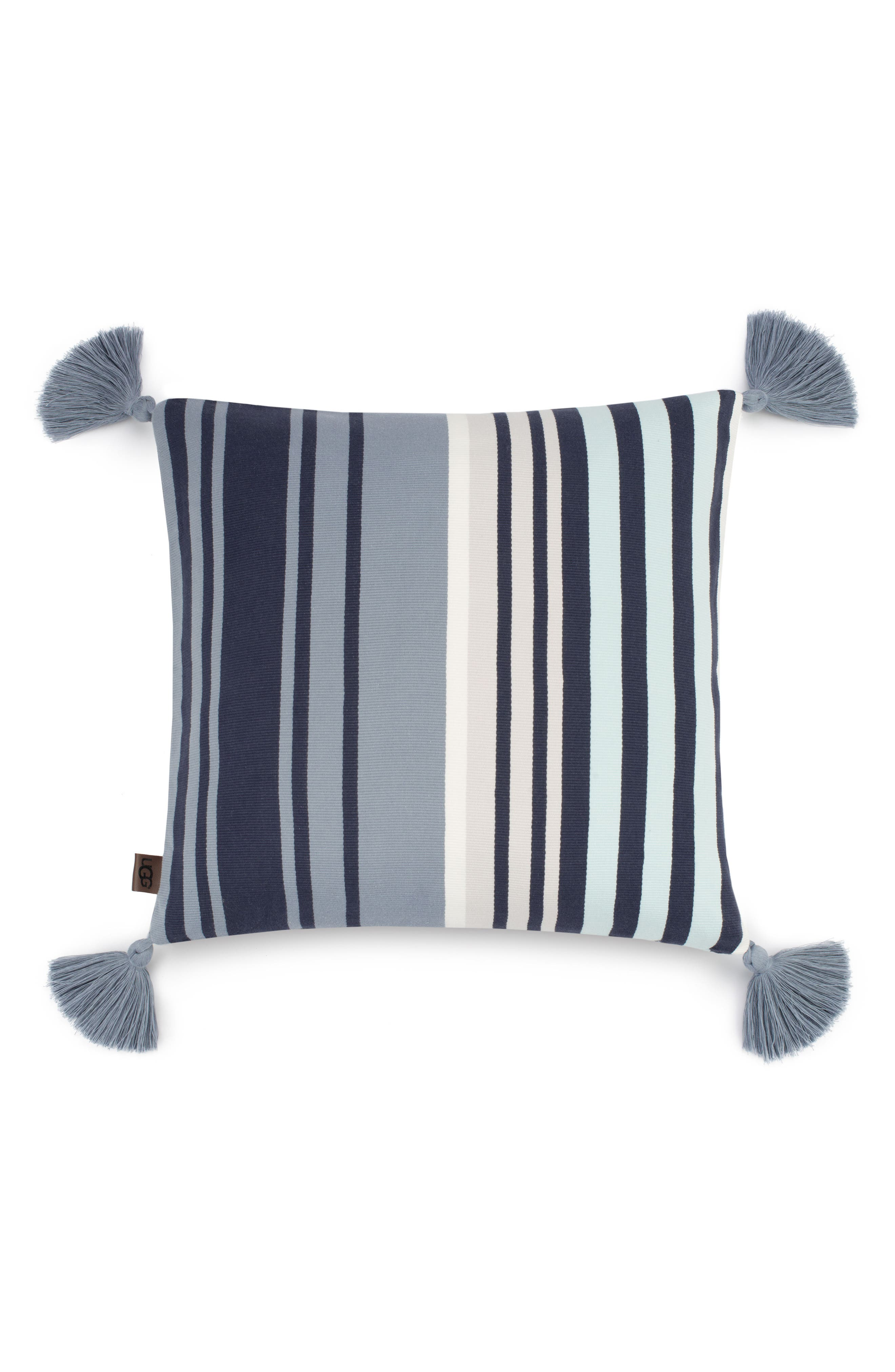 Hammond Stripe Pillow,                             Main thumbnail 1, color,                             400