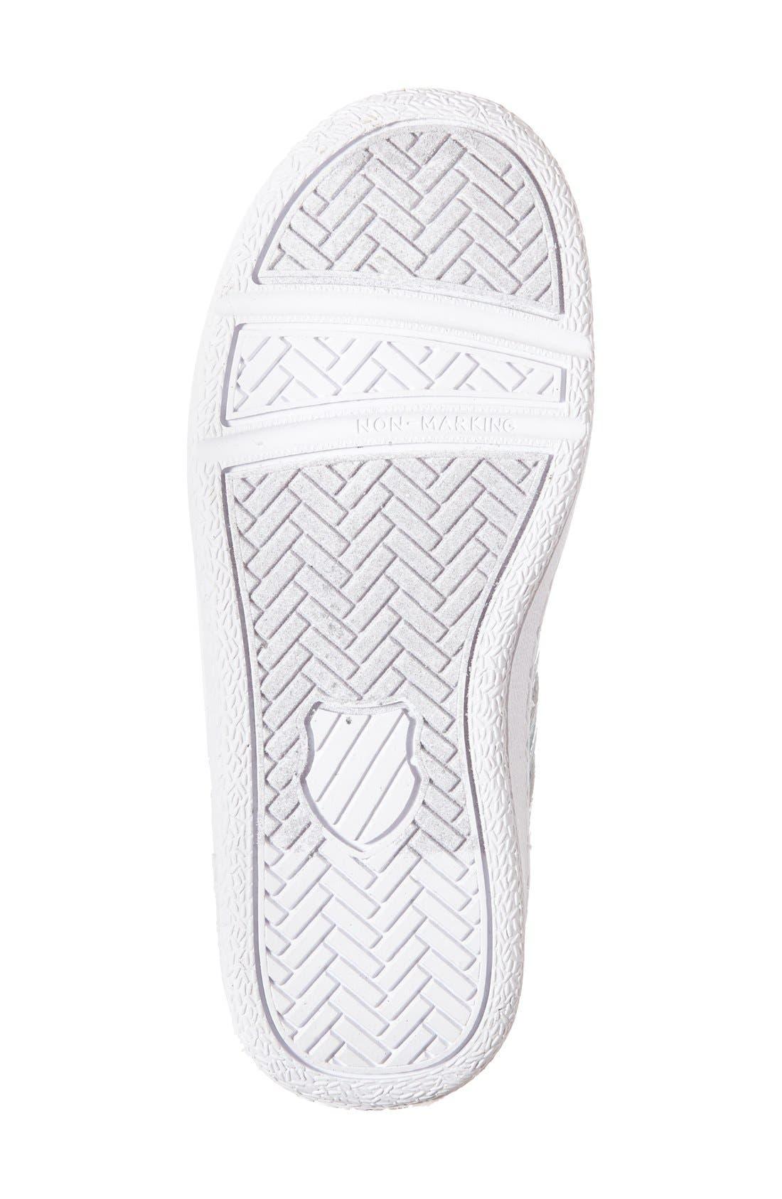 'Classic - Shine On' Sneaker,                             Alternate thumbnail 4, color,                             086