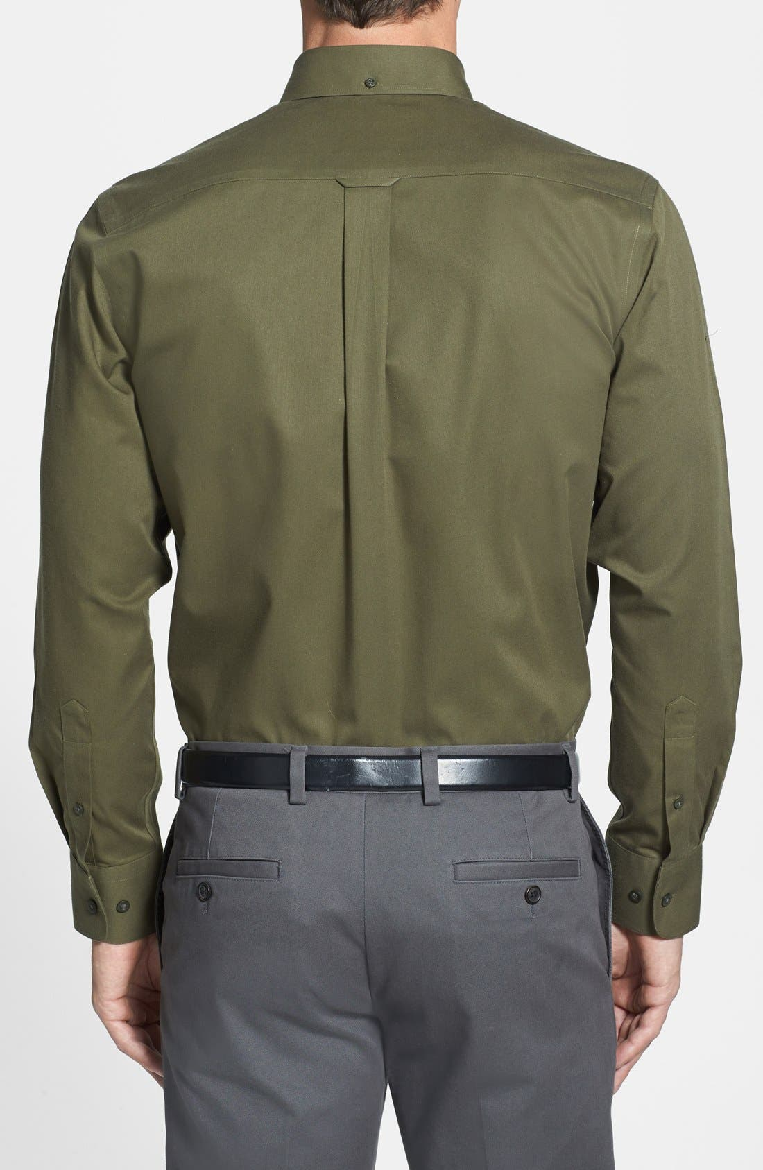 Smartcare<sup>™</sup> Traditional Fit Twill Boat Shirt,                             Alternate thumbnail 88, color,