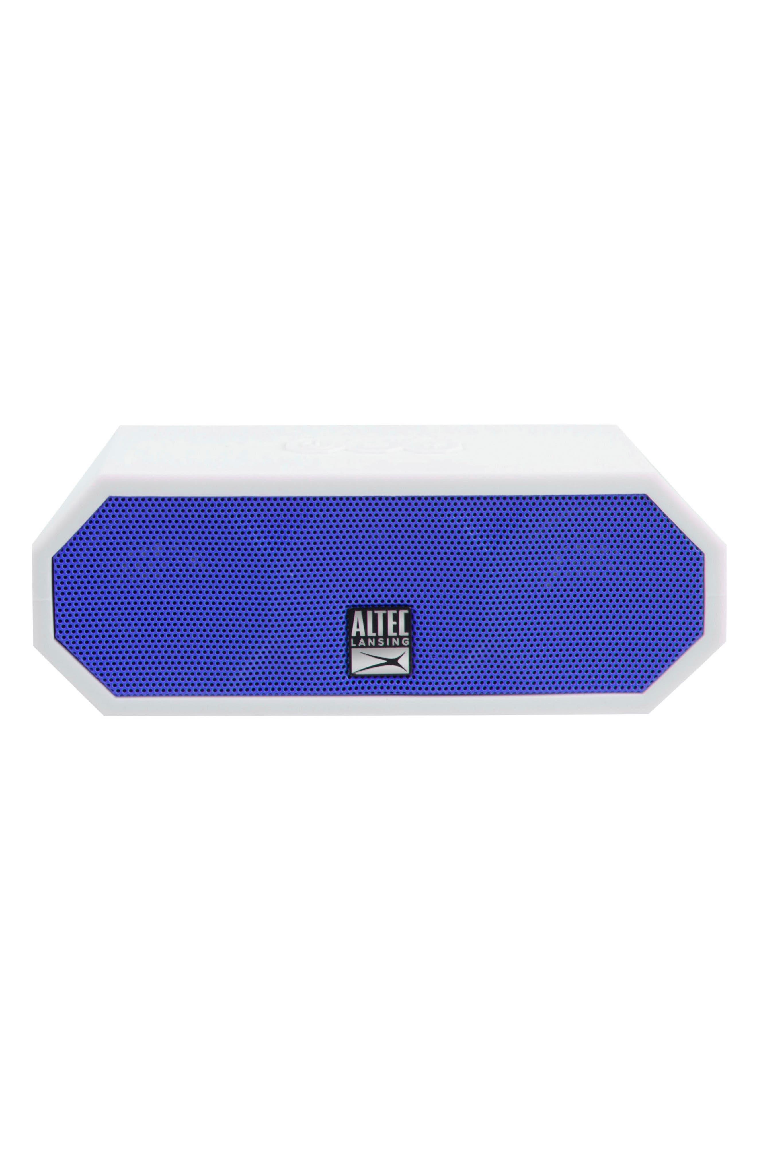 H2O 3 Waterproof Speaker,                             Main thumbnail 1, color,