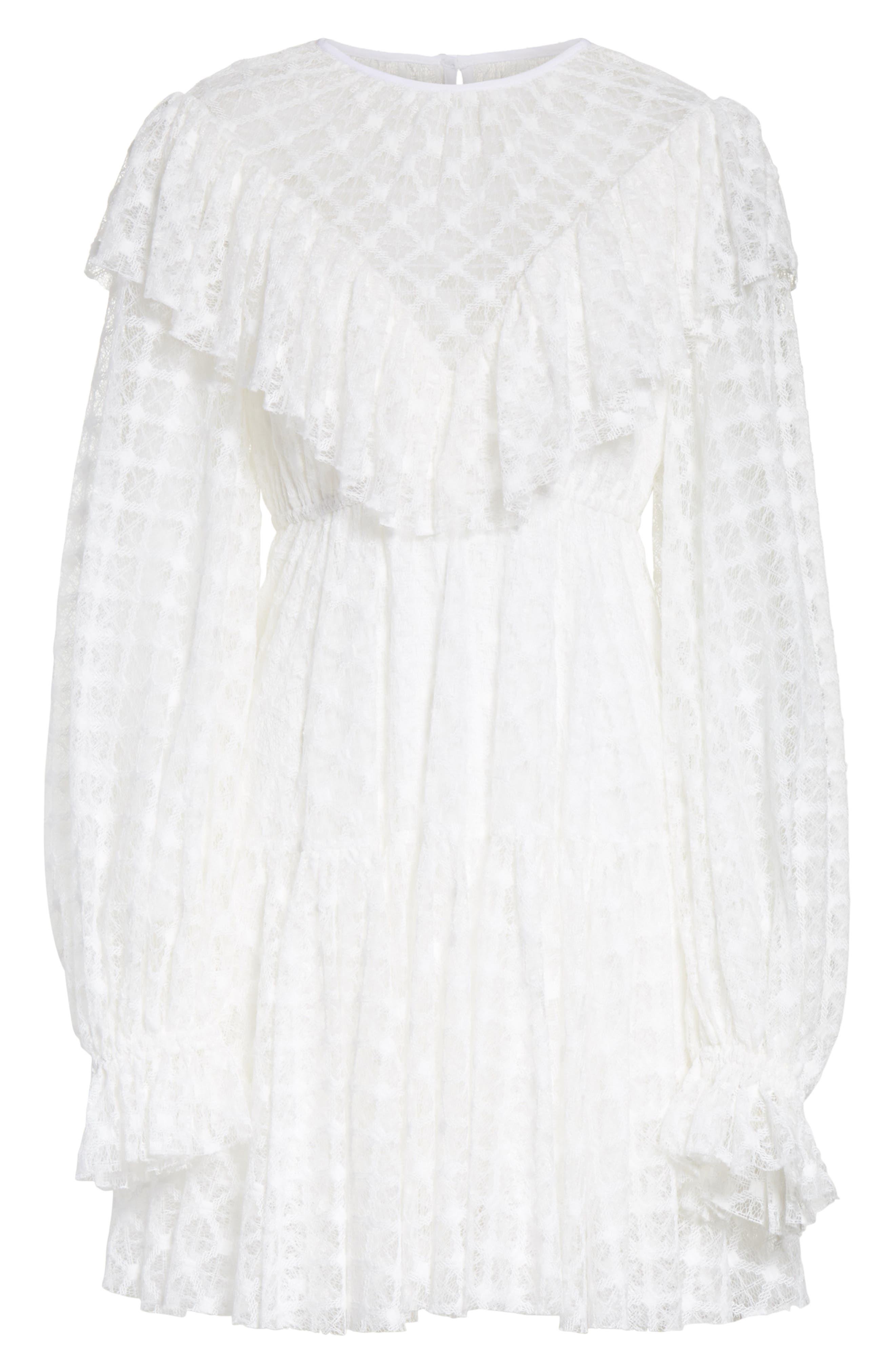 Lace Victorian Dress,                             Alternate thumbnail 6, color,                             900