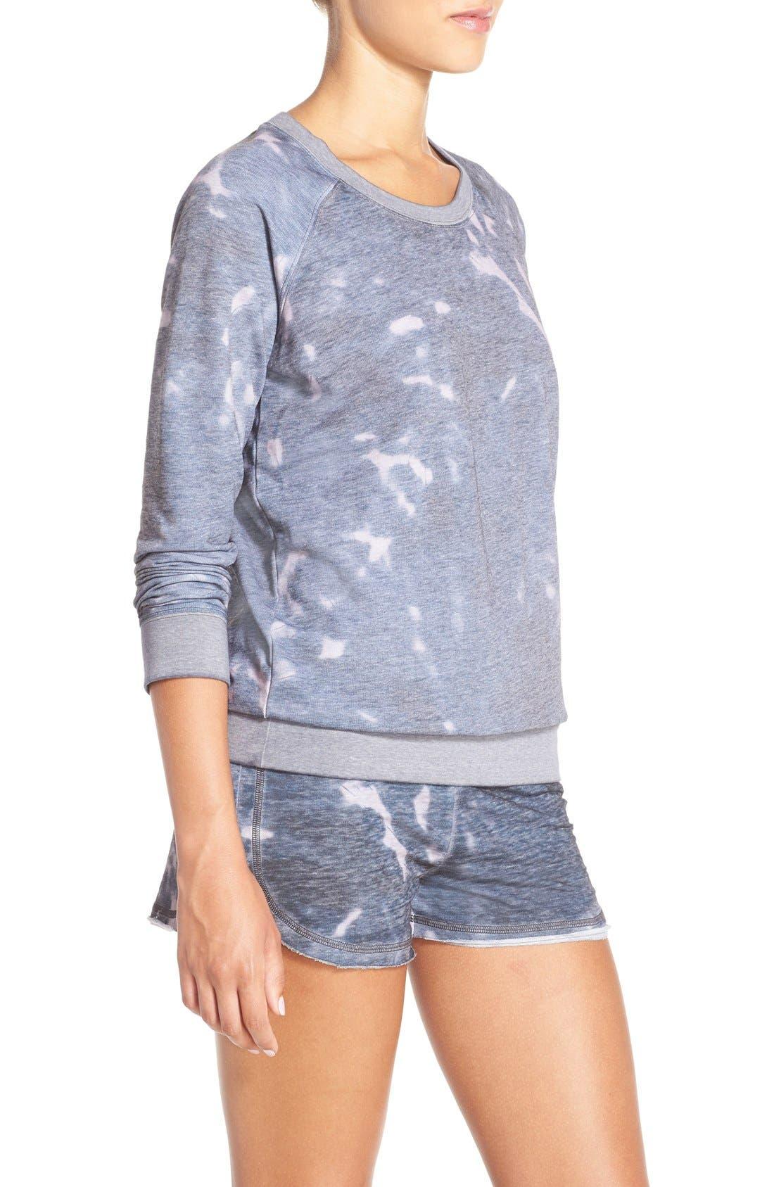 Burnout Lounge Sweatshirt,                             Alternate thumbnail 228, color,