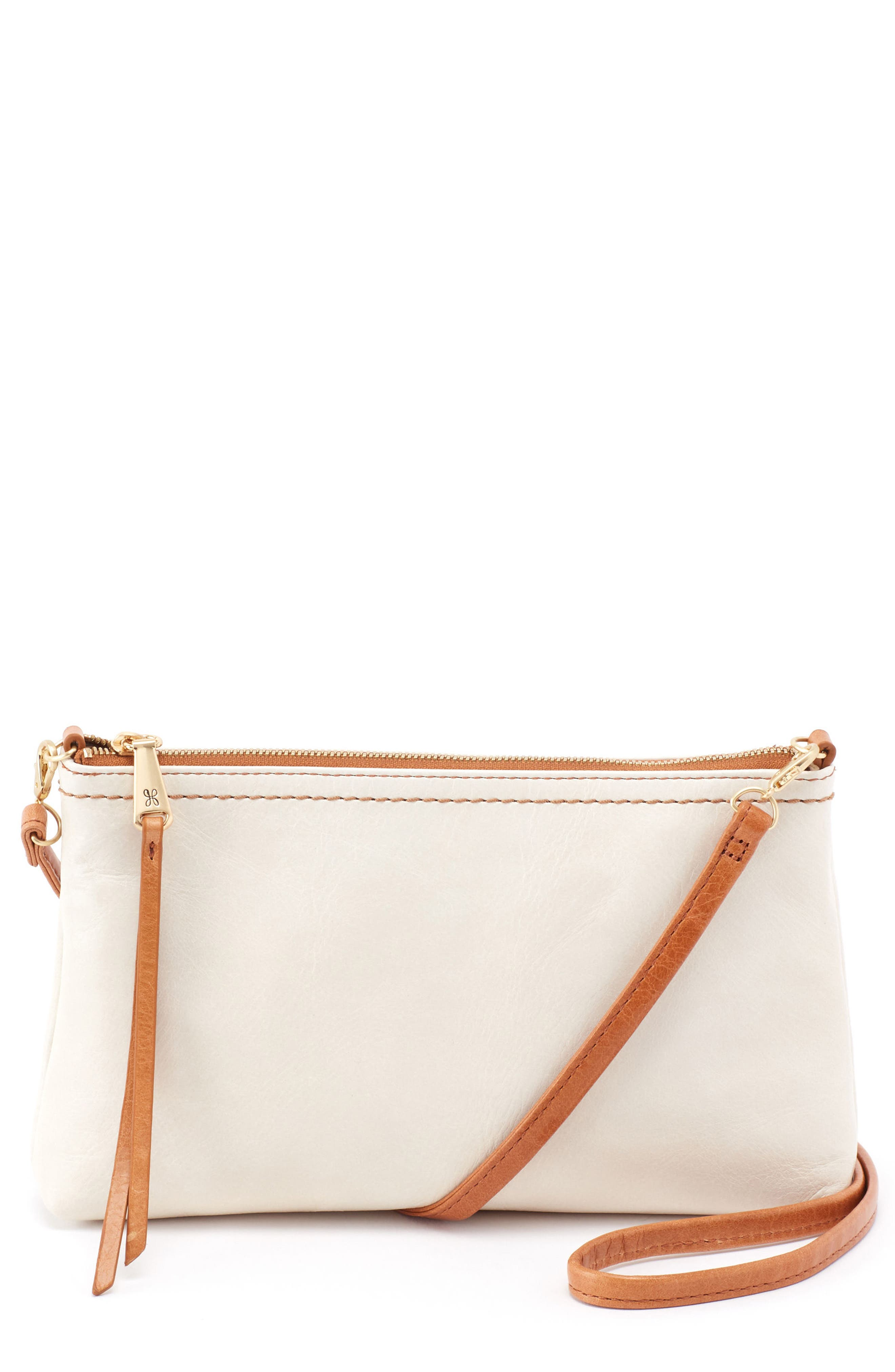 'Darcy' Leather Crossbody Bag,                             Main thumbnail 1, color,