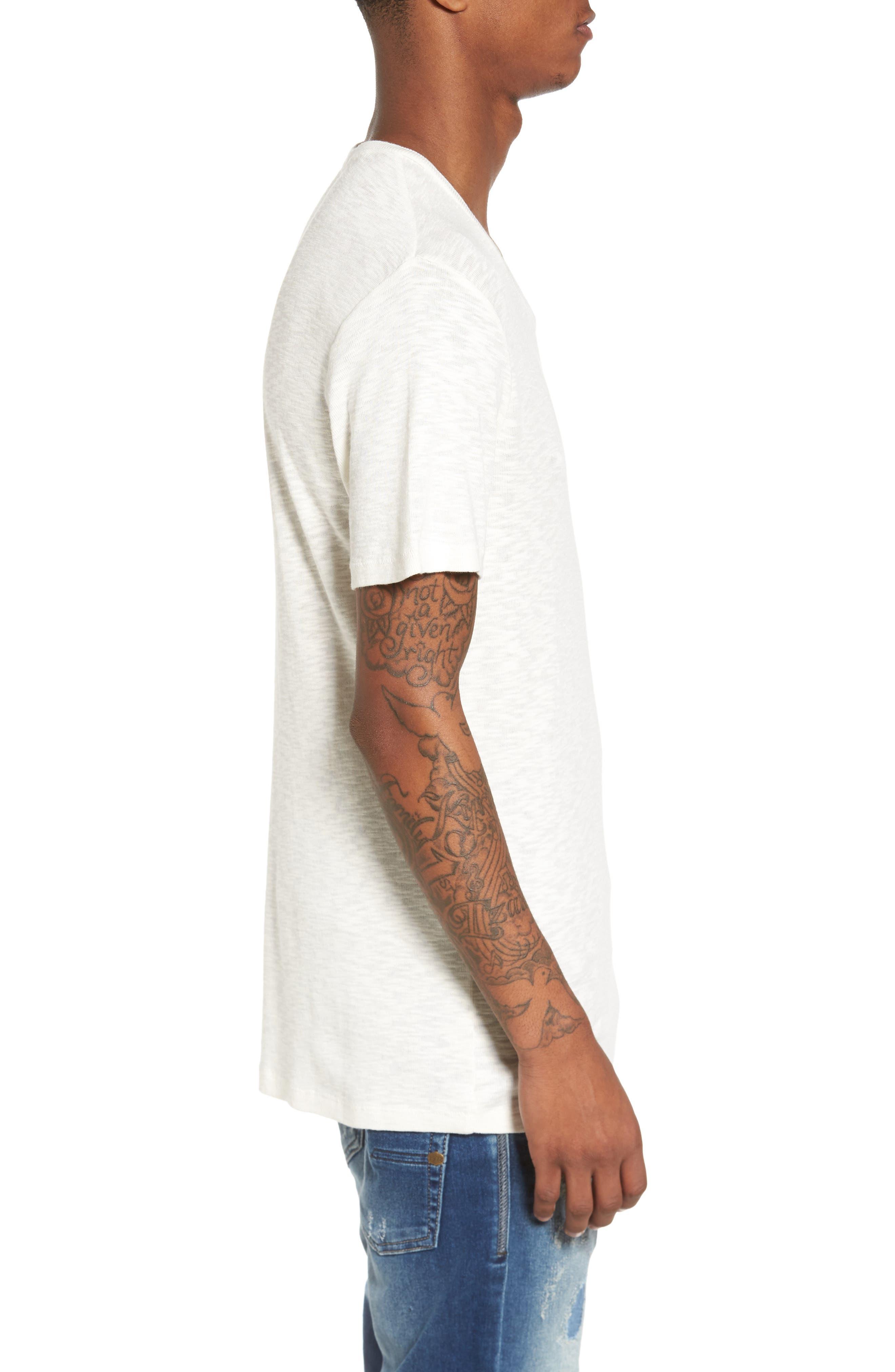 Capitola V-Neck T-Shirt,                             Alternate thumbnail 15, color,