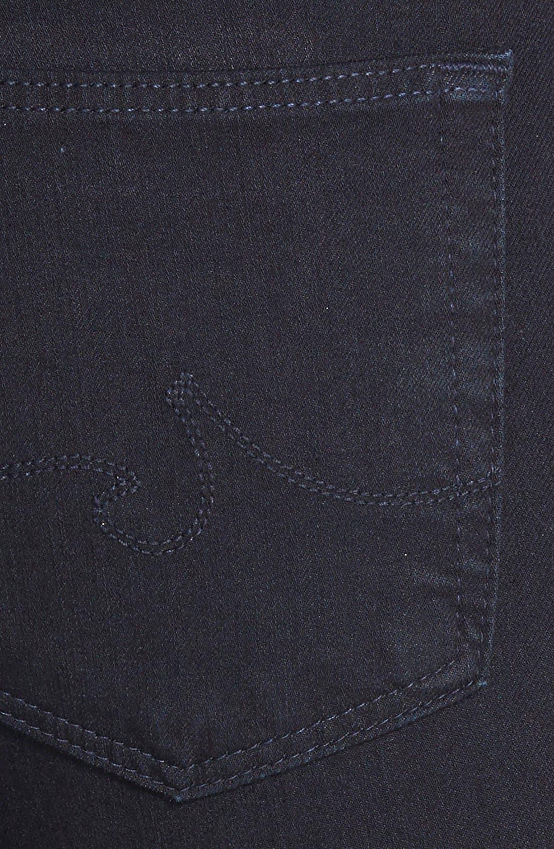 Contour 360 - Farrah High Waist Skinny Jeans,                             Alternate thumbnail 6, color,                             401