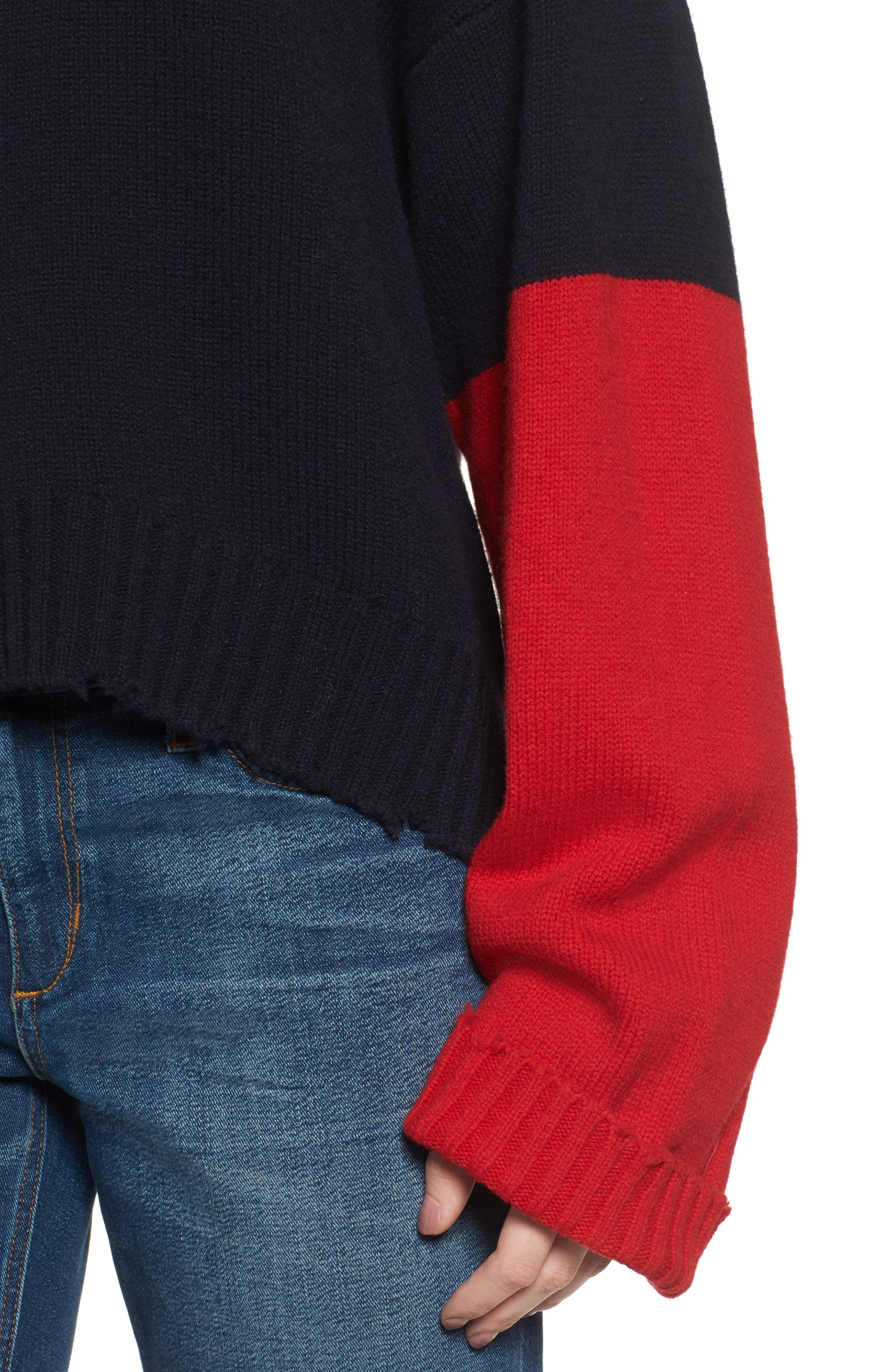 Clarys Sweater,                             Alternate thumbnail 4, color,
