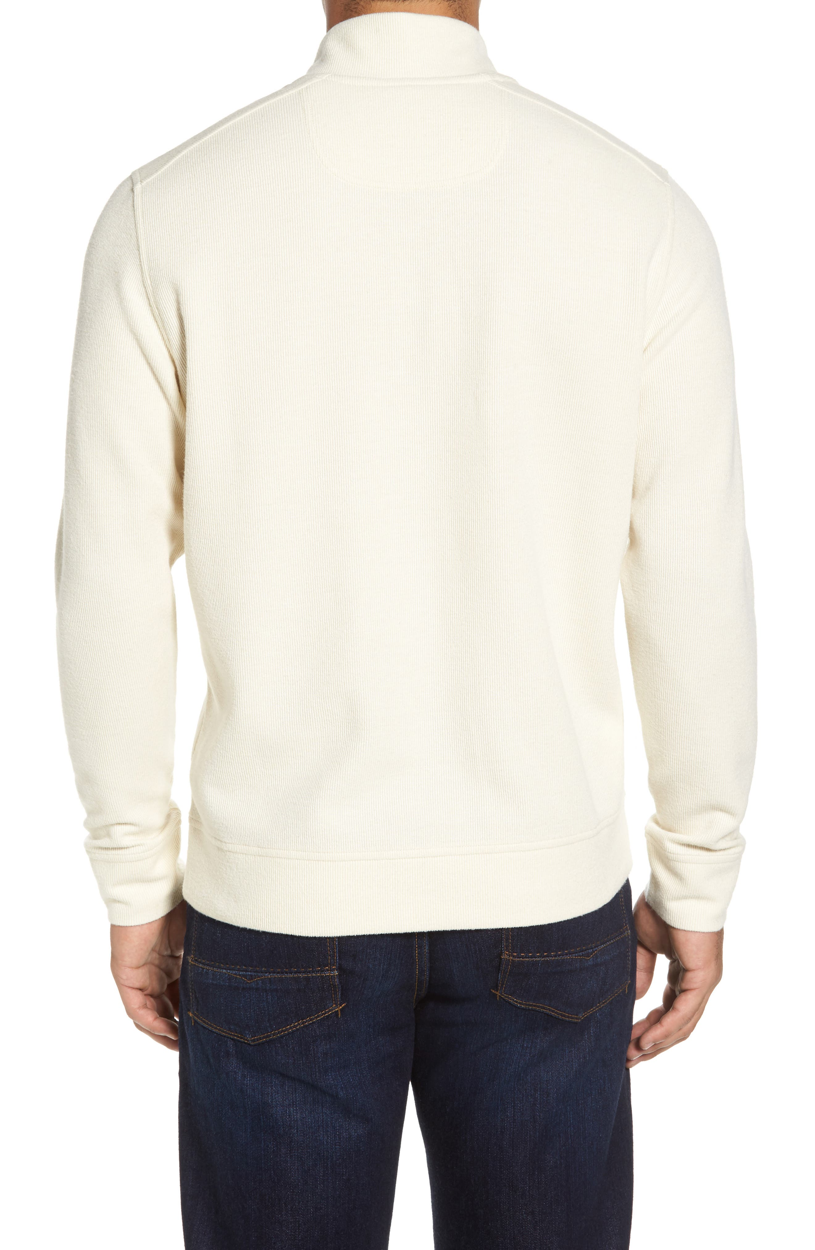 Cold Springs Snap Mock Neck Sweater,                             Alternate thumbnail 8, color,