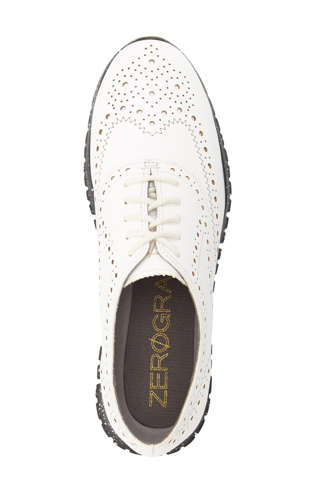 'ZeroGrand' Perforated Wingtip,                             Alternate thumbnail 71, color,