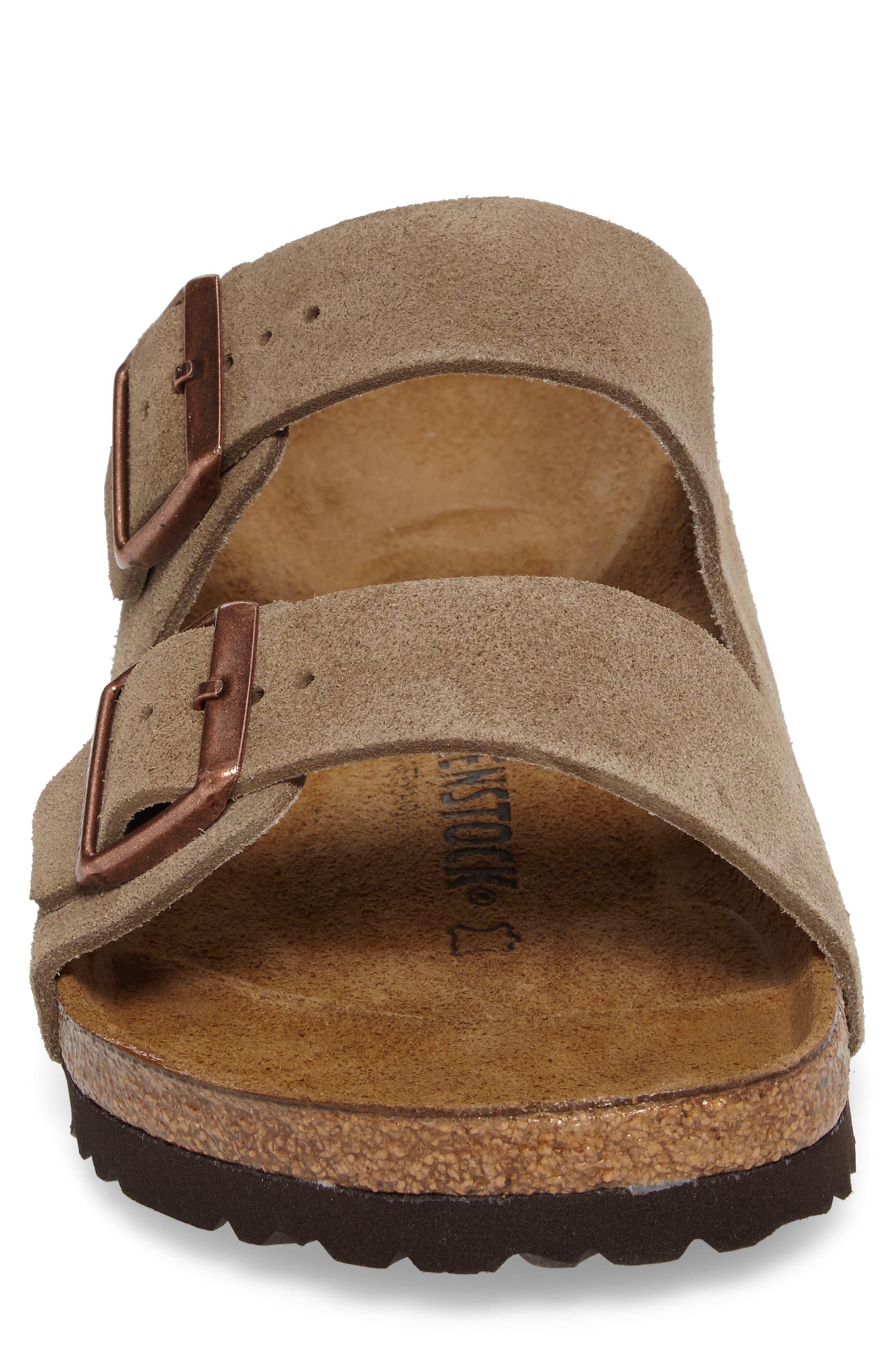 'Arizona' Sandal,                             Alternate thumbnail 5, color,                             TAUPE