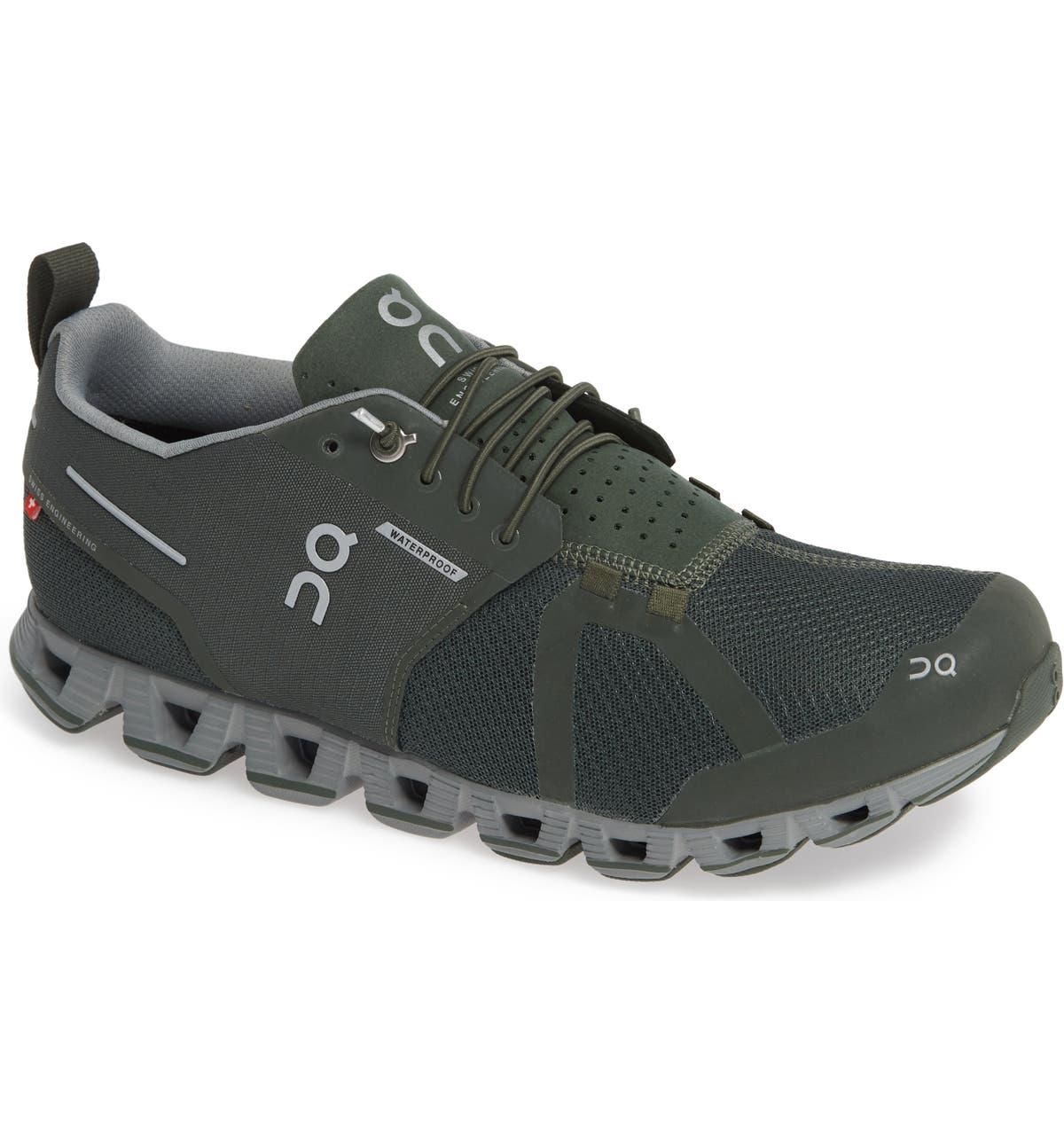 On Running Cloud Waterproof Running Shoe (Men)  9eb9317bbee