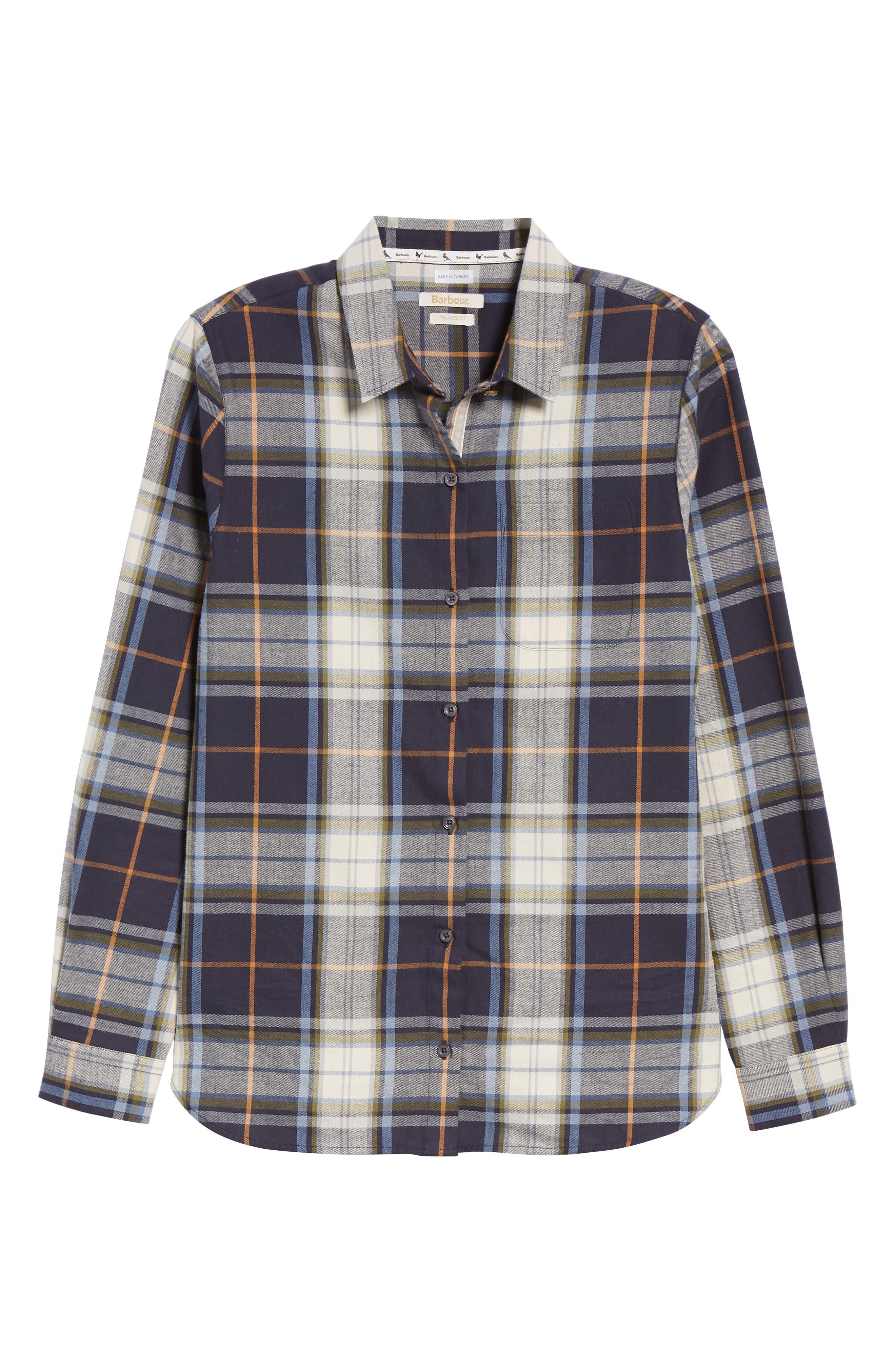 Ullswater Shirt,                             Alternate thumbnail 6, color,                             410
