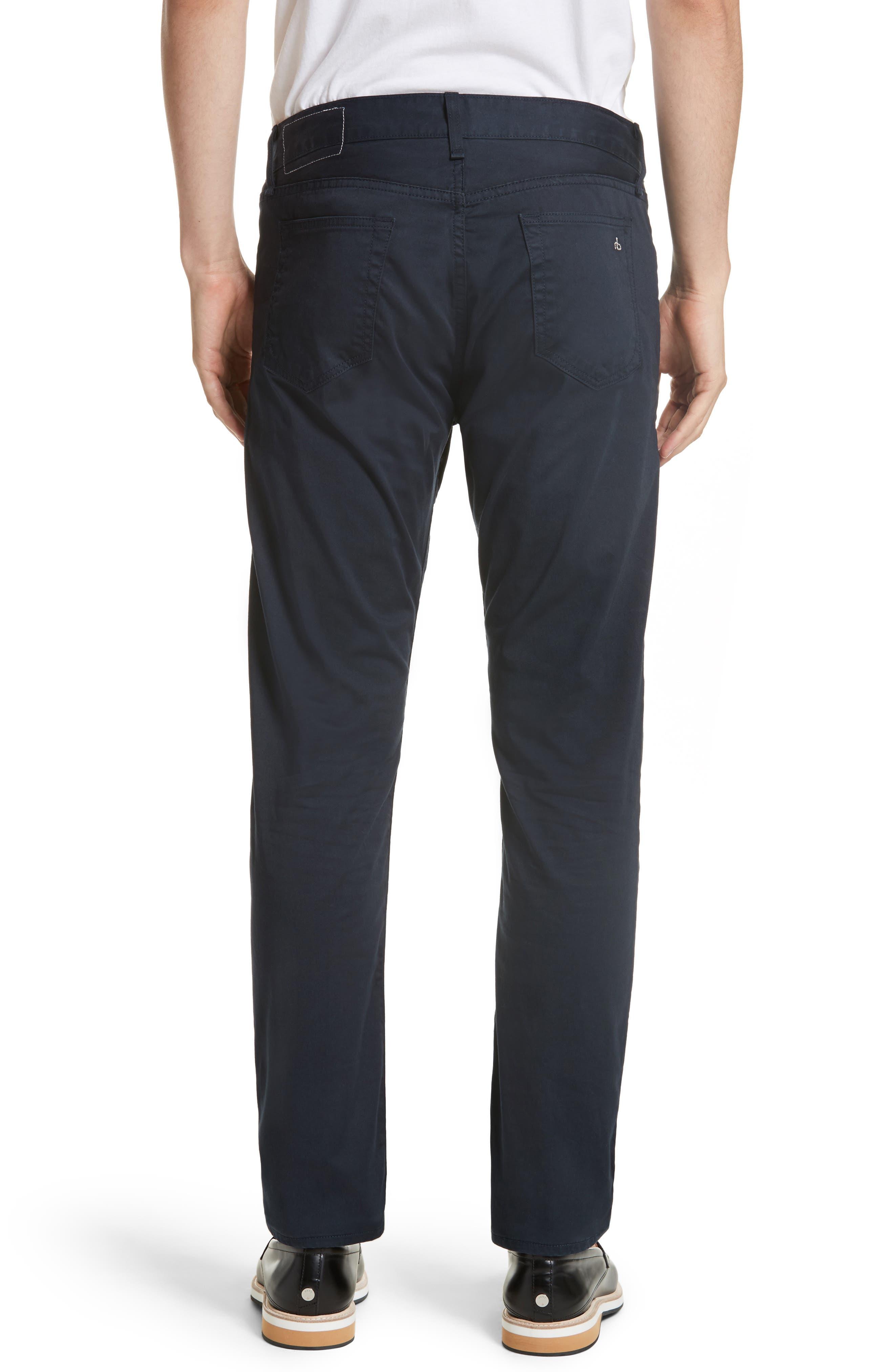 Fit 2 Five-Pocket Twill Pants,                             Alternate thumbnail 2, color,                             410