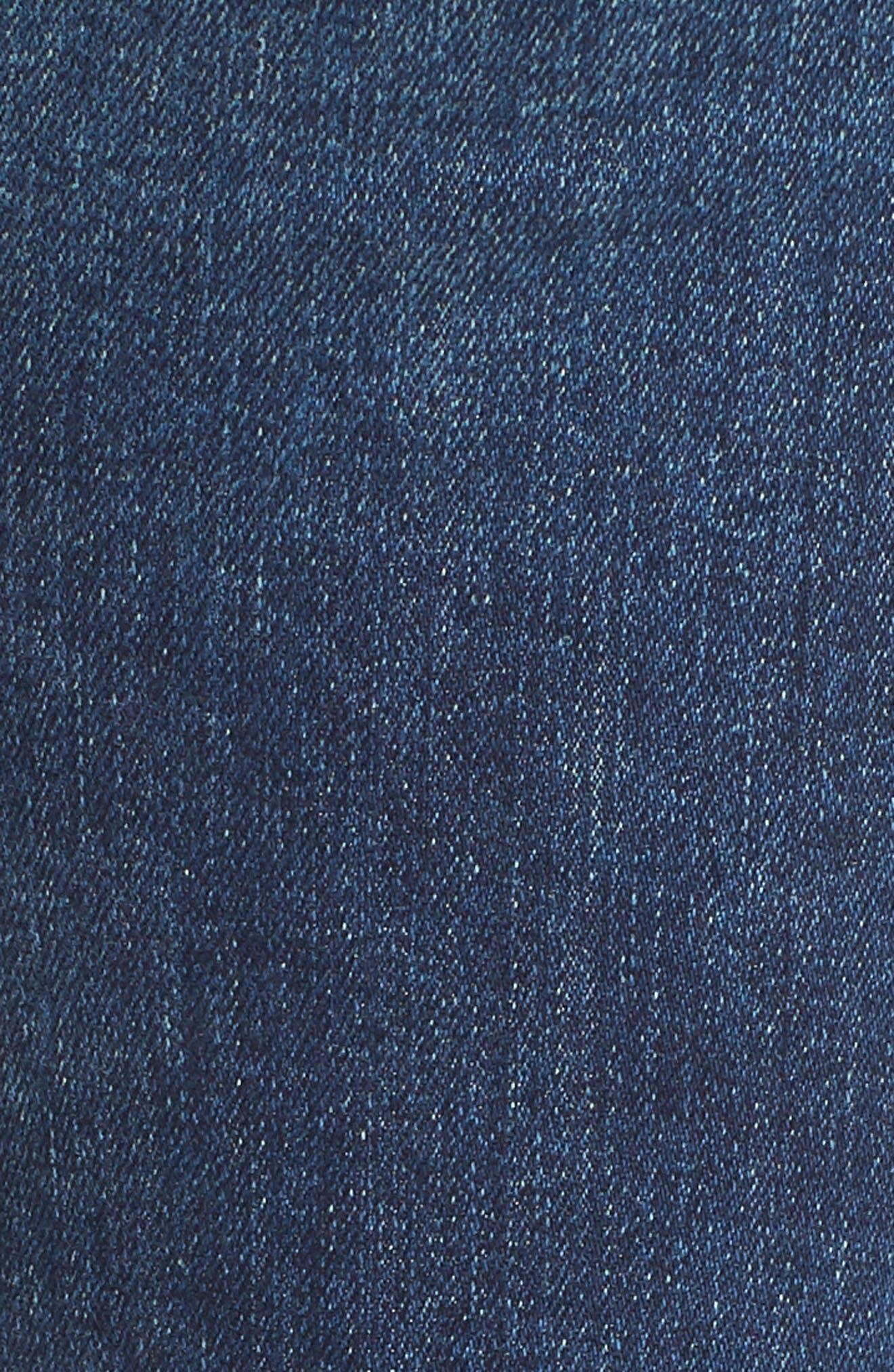CITIZENS OF HUMANITY,                             Racer Slim Jeans,                             Alternate thumbnail 6, color,                             CASPIAN