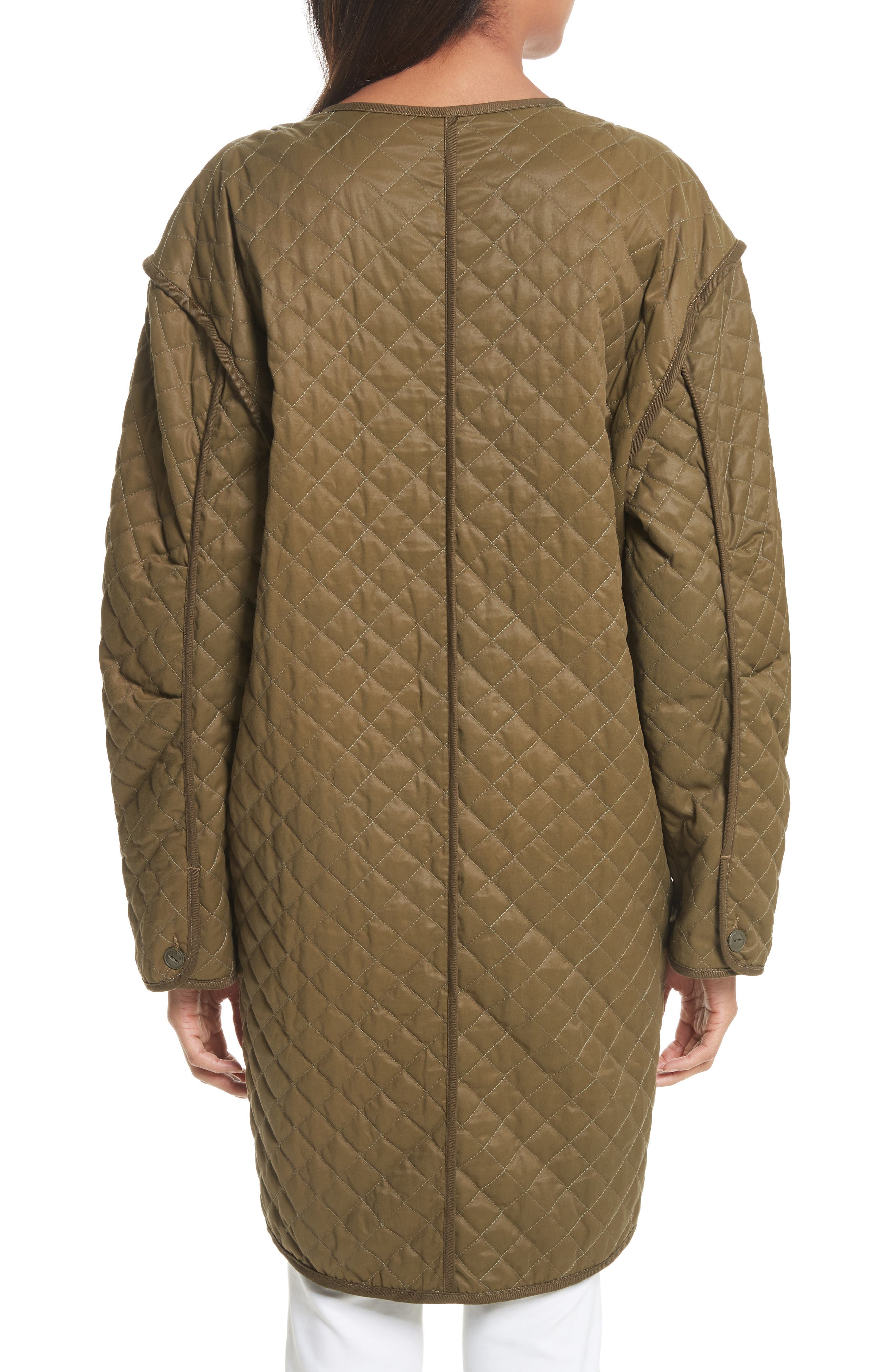 Rosa Quilted Liner Jacket,                             Alternate thumbnail 2, color,                             325