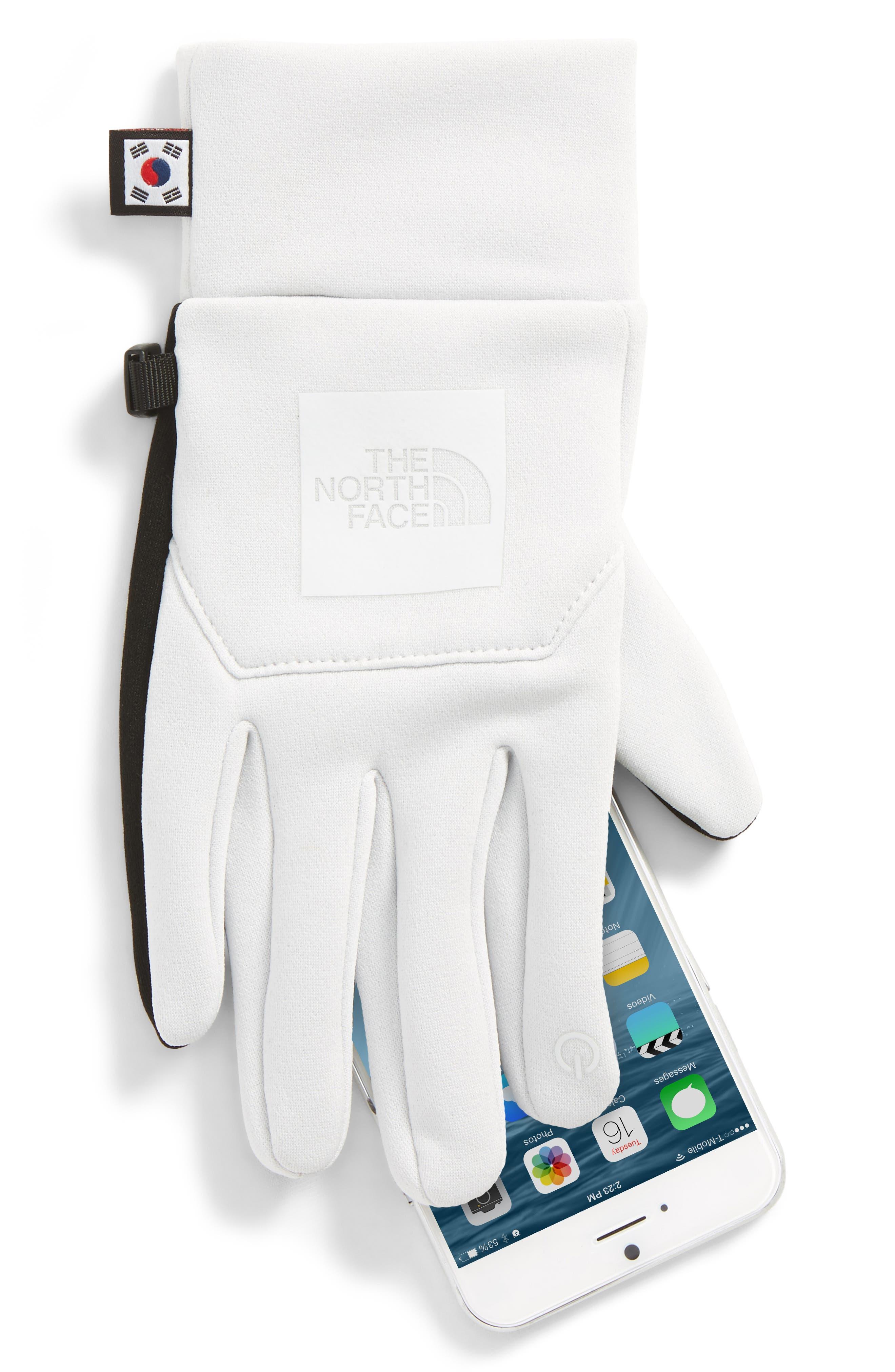 International Collection E-Tip Gloves,                             Alternate thumbnail 5, color,