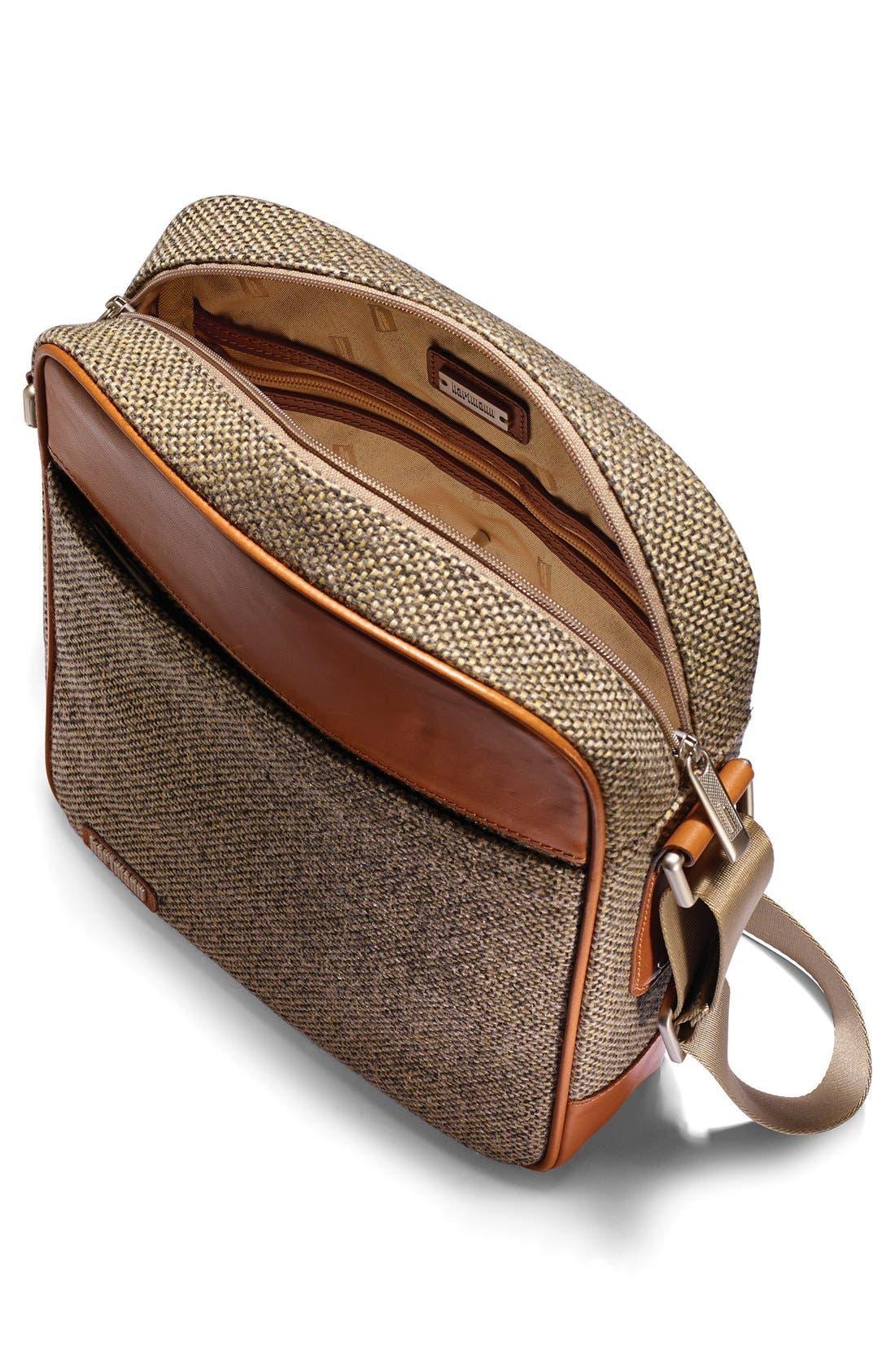 'Tweed Belting' Crossbody Bag,                             Alternate thumbnail 2, color,                             217