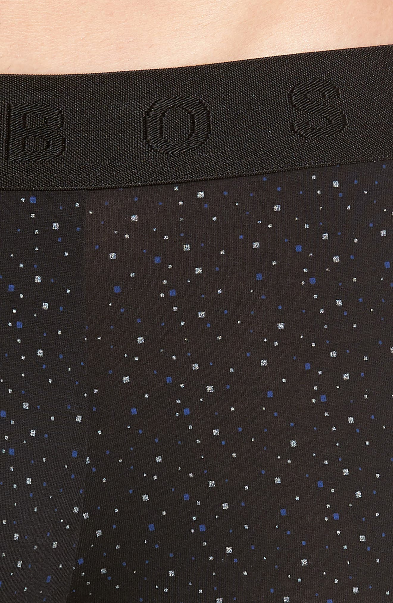 Speckle Trunks,                             Alternate thumbnail 4, color,                             BLACK