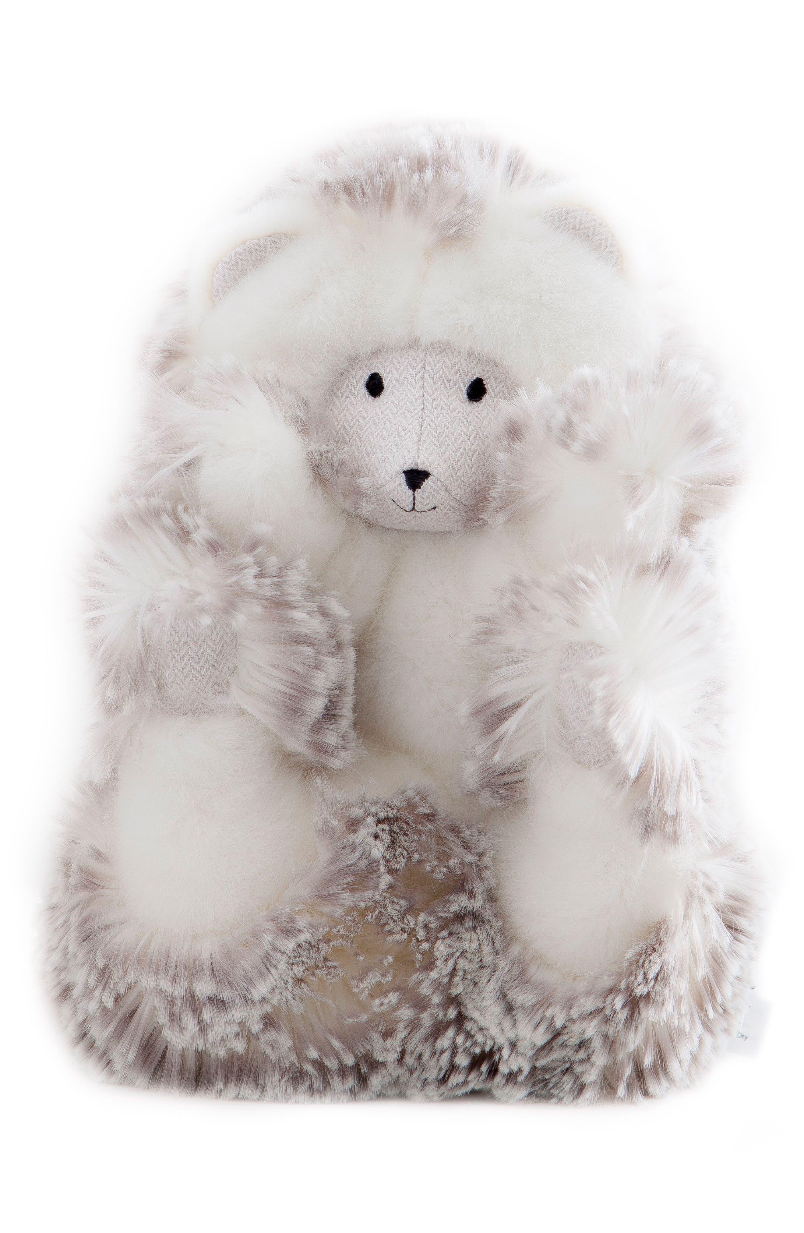 Winston the Hedgehog Stuffed Animal,                         Main,                         color, GREY