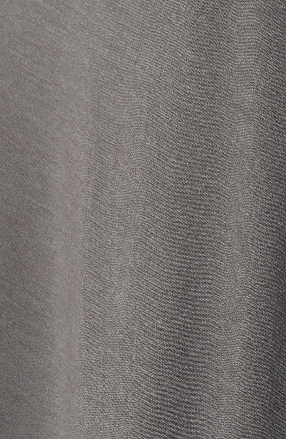 One-Button Fleece Cardigan,                             Alternate thumbnail 76, color,