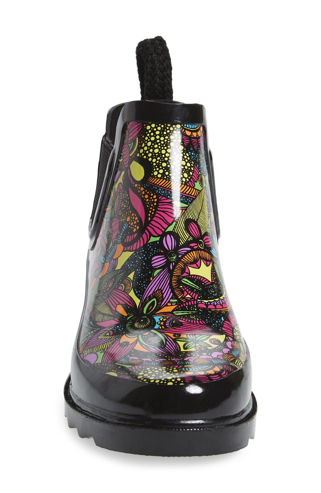 'Rhyme' Waterproof Rain Boot,                             Alternate thumbnail 47, color,