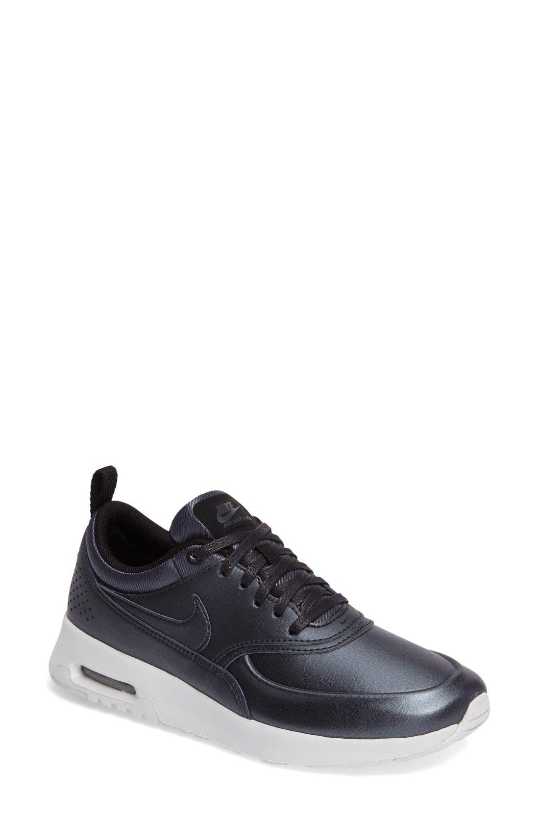 Air Max Thea SE Sneaker,                             Main thumbnail 1, color,                             002