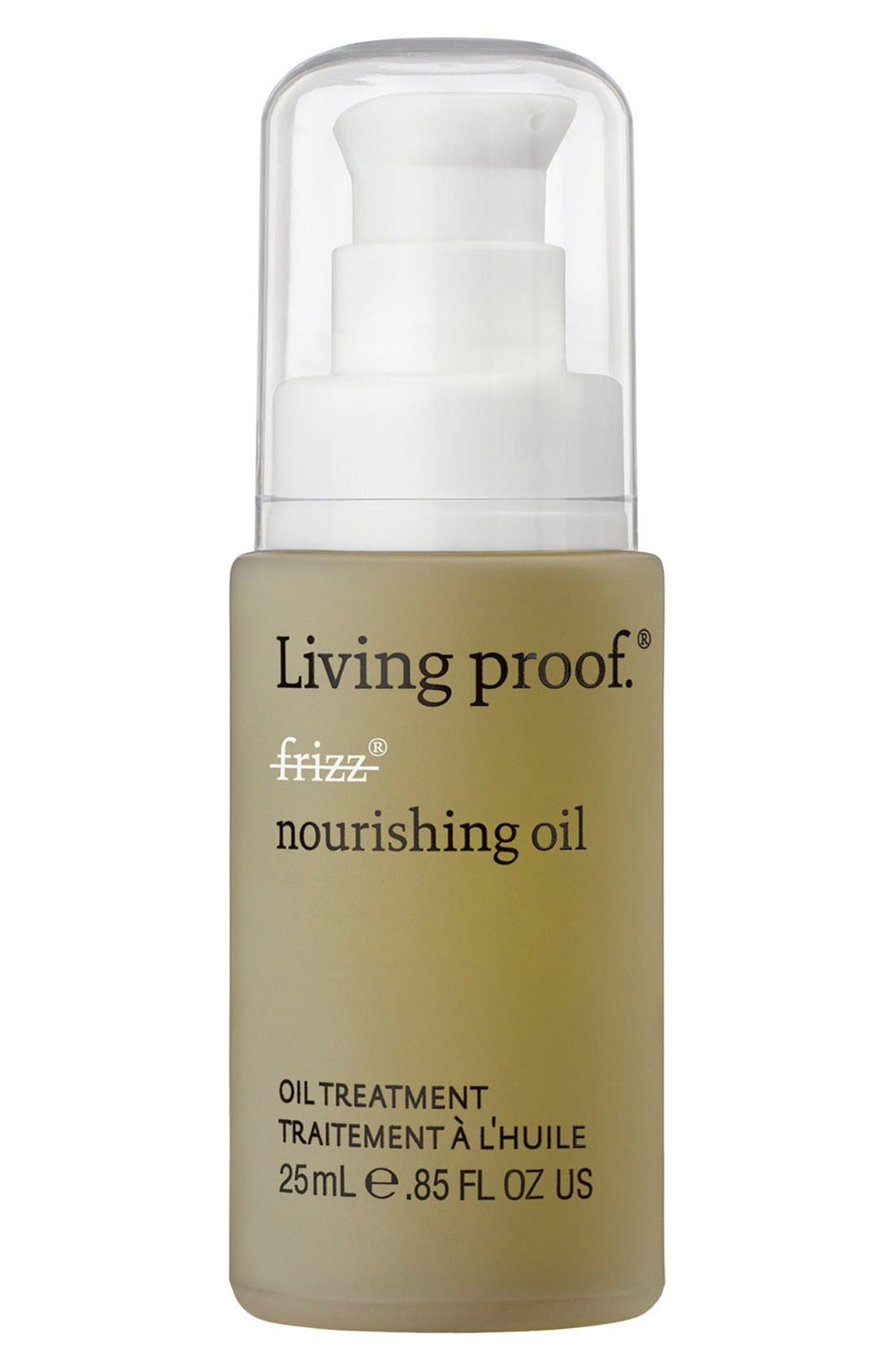 No Frizz Nourishing Oil,                             Alternate thumbnail 6, color,                             NO COLOR